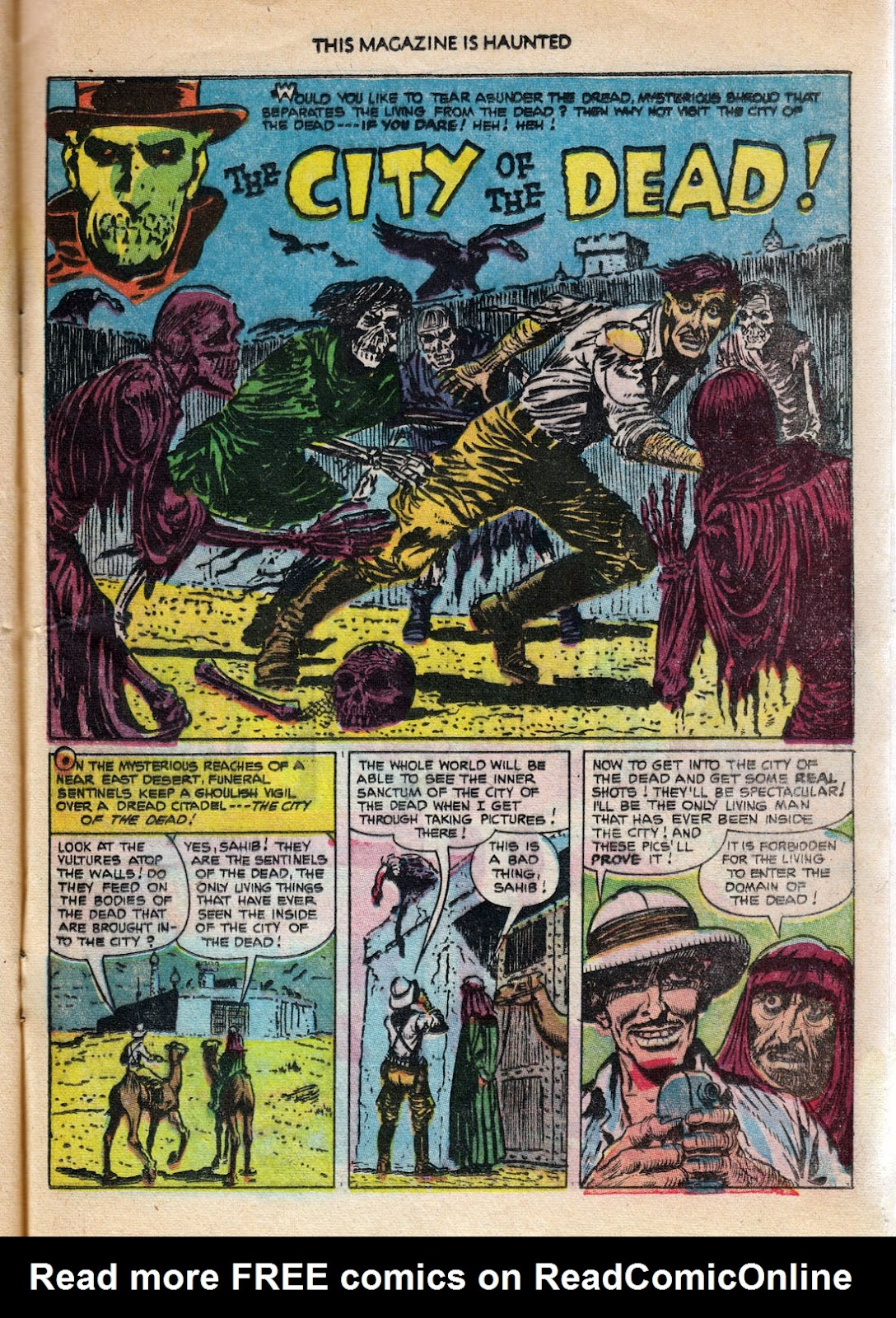 Read online This Magazine Is Haunted comic -  Issue #10 - 13