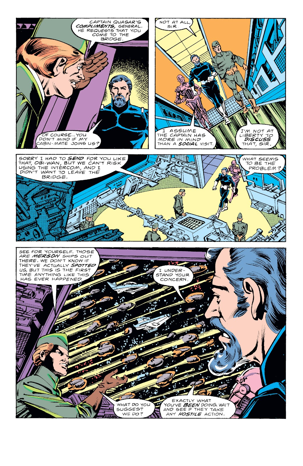 Read online Star Wars Legends: The Original Marvel Years - Epic Collection comic -  Issue # TPB 2 (Part 1) - 15