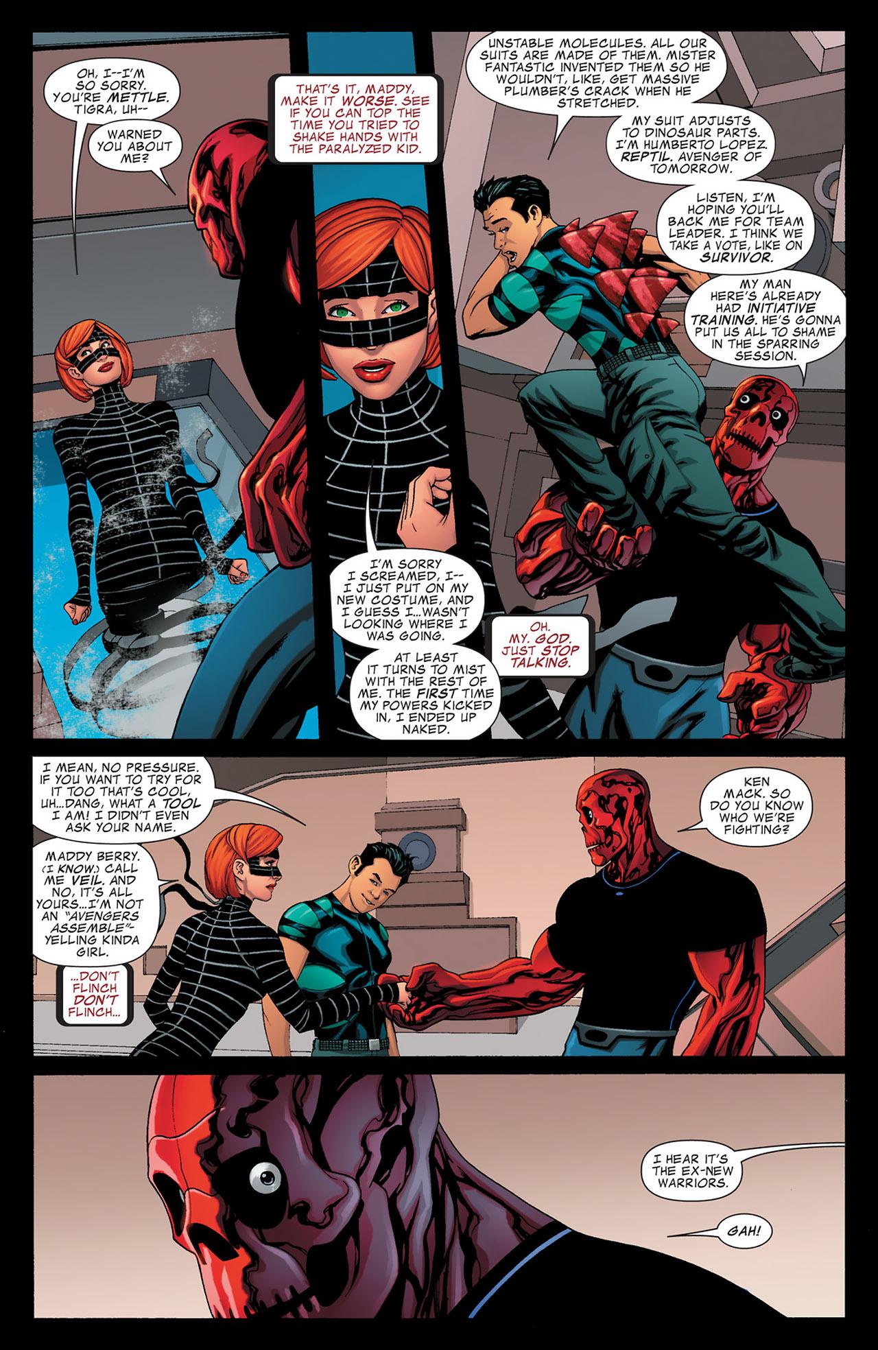 Read online Ant-Man: Season One comic -  Issue #Ant-Man: Season One Full - 109