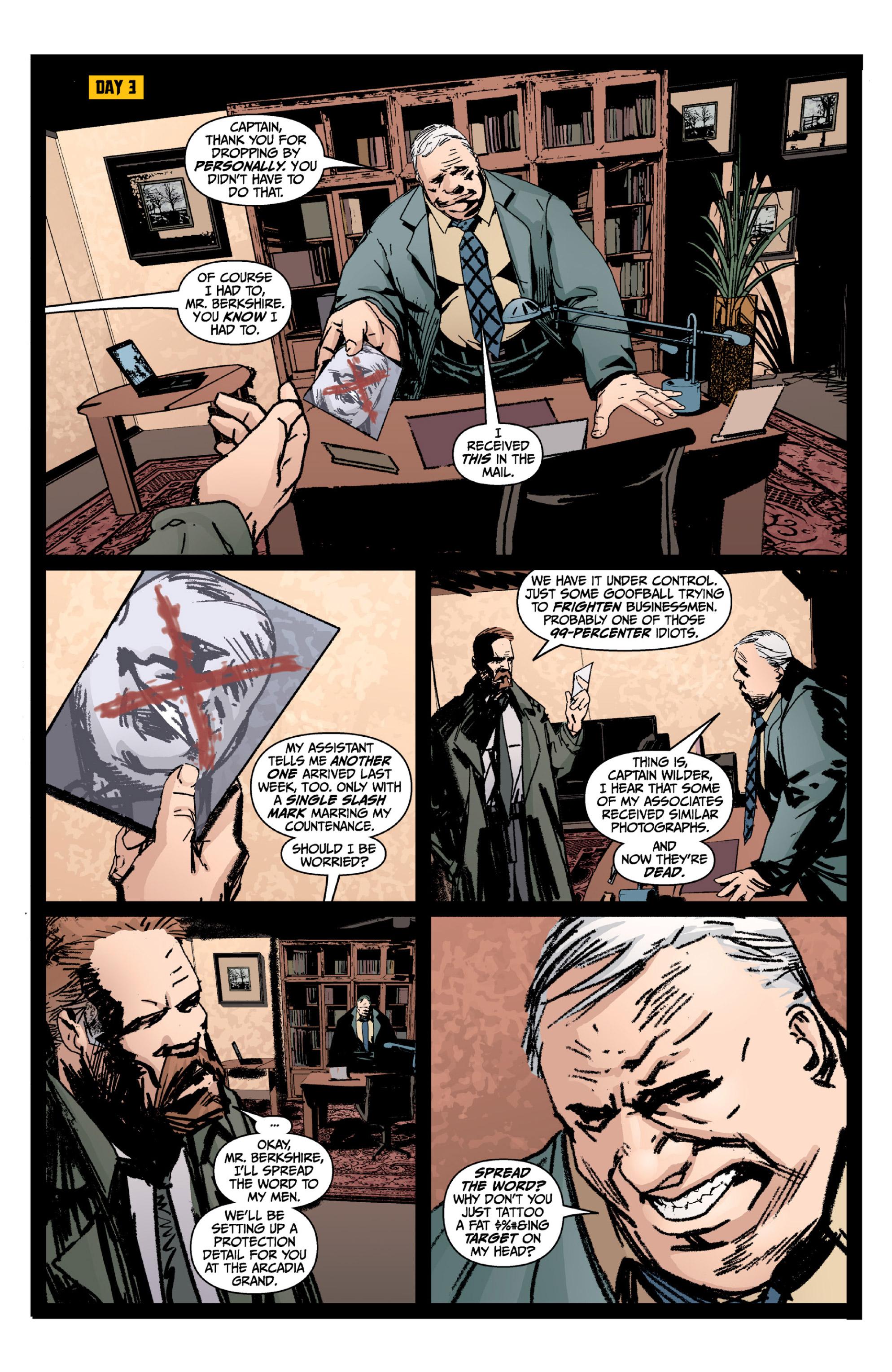 Read online X: Big Bad comic -  Issue # Full - 46