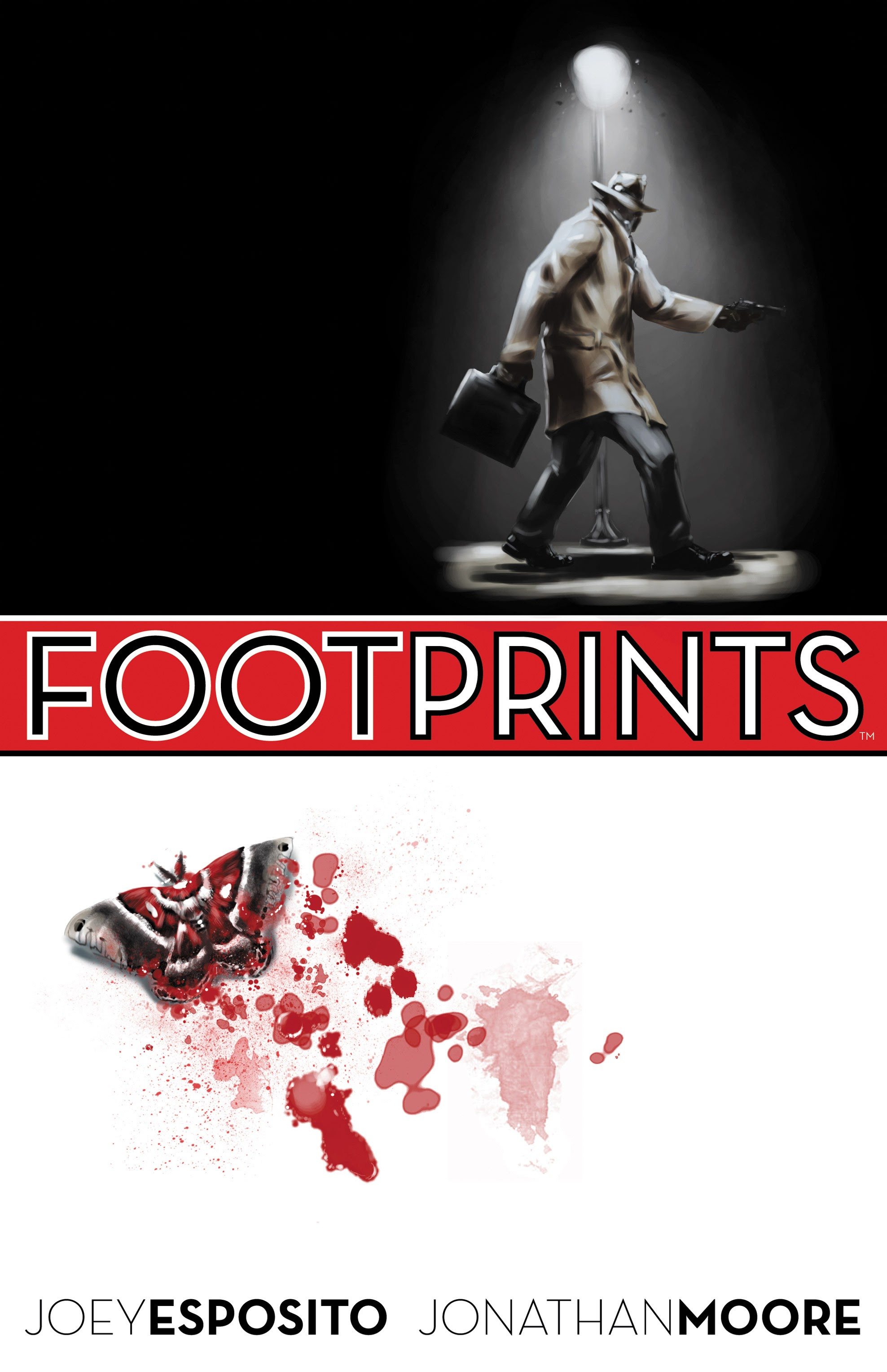 Footprints issue TPB - Page 1
