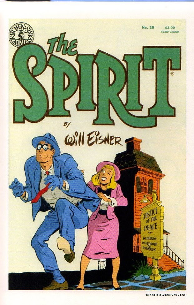 Read online Will Eisner's The Spirit Archives comic -  Issue # TPB 26 (Part 2) - 80