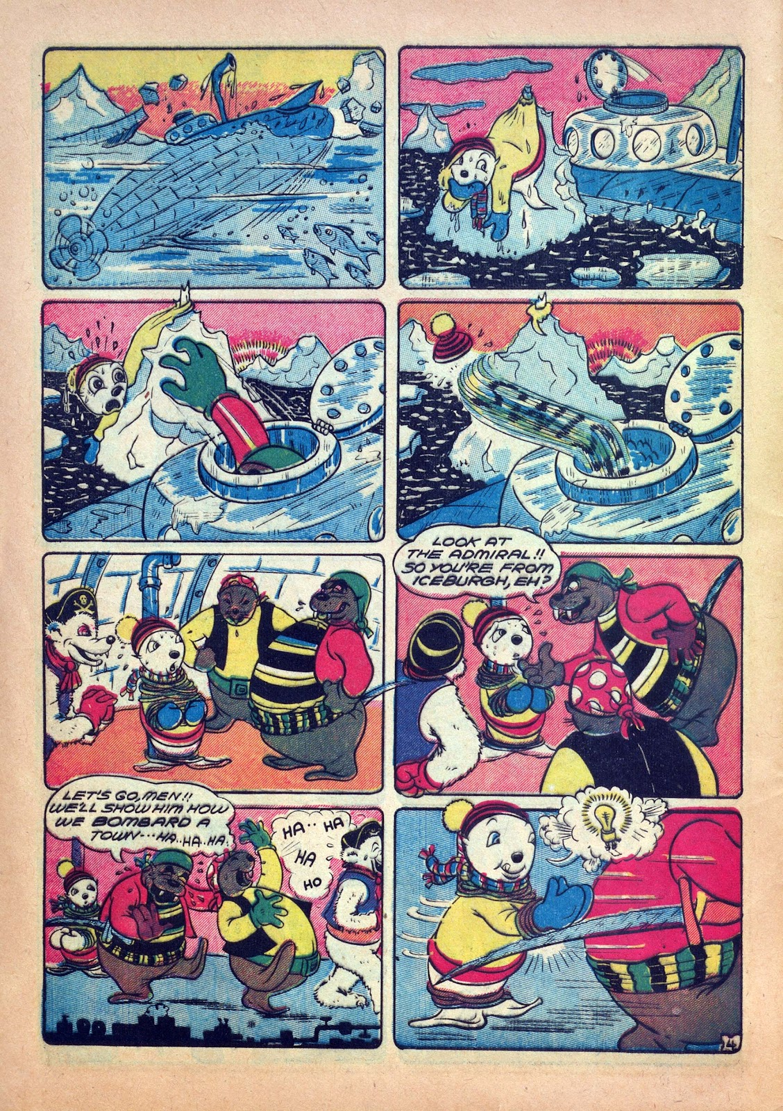 Krazy Komics issue 1 - Page 6