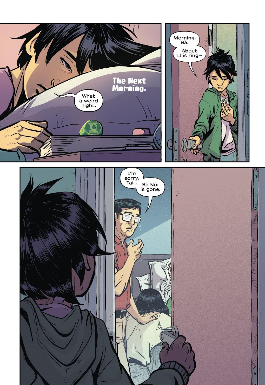 Read online Green Lantern: Legacy comic -  Issue # TPB - 17