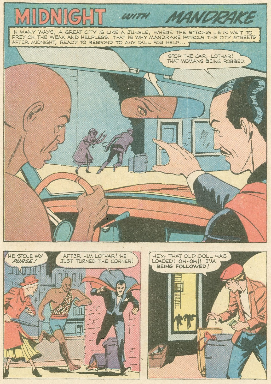 The Phantom (1966) issue 21 - Page 27