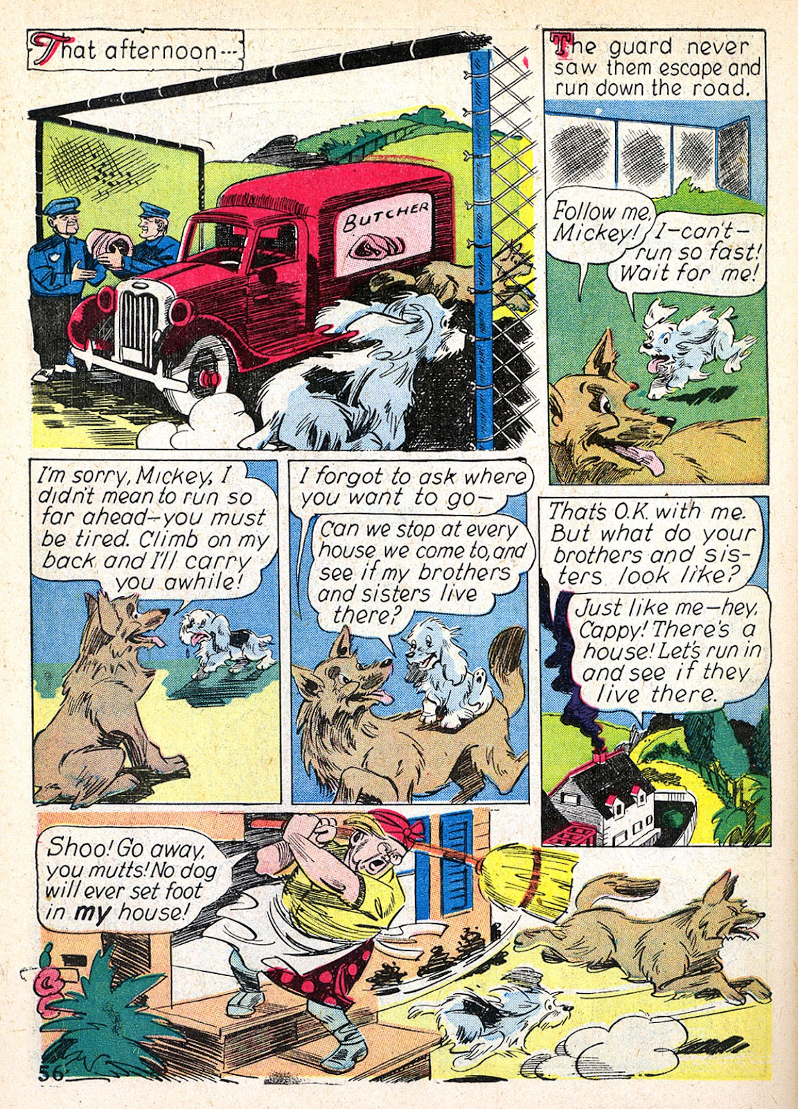 Read online Animal Comics comic -  Issue #2 - 58