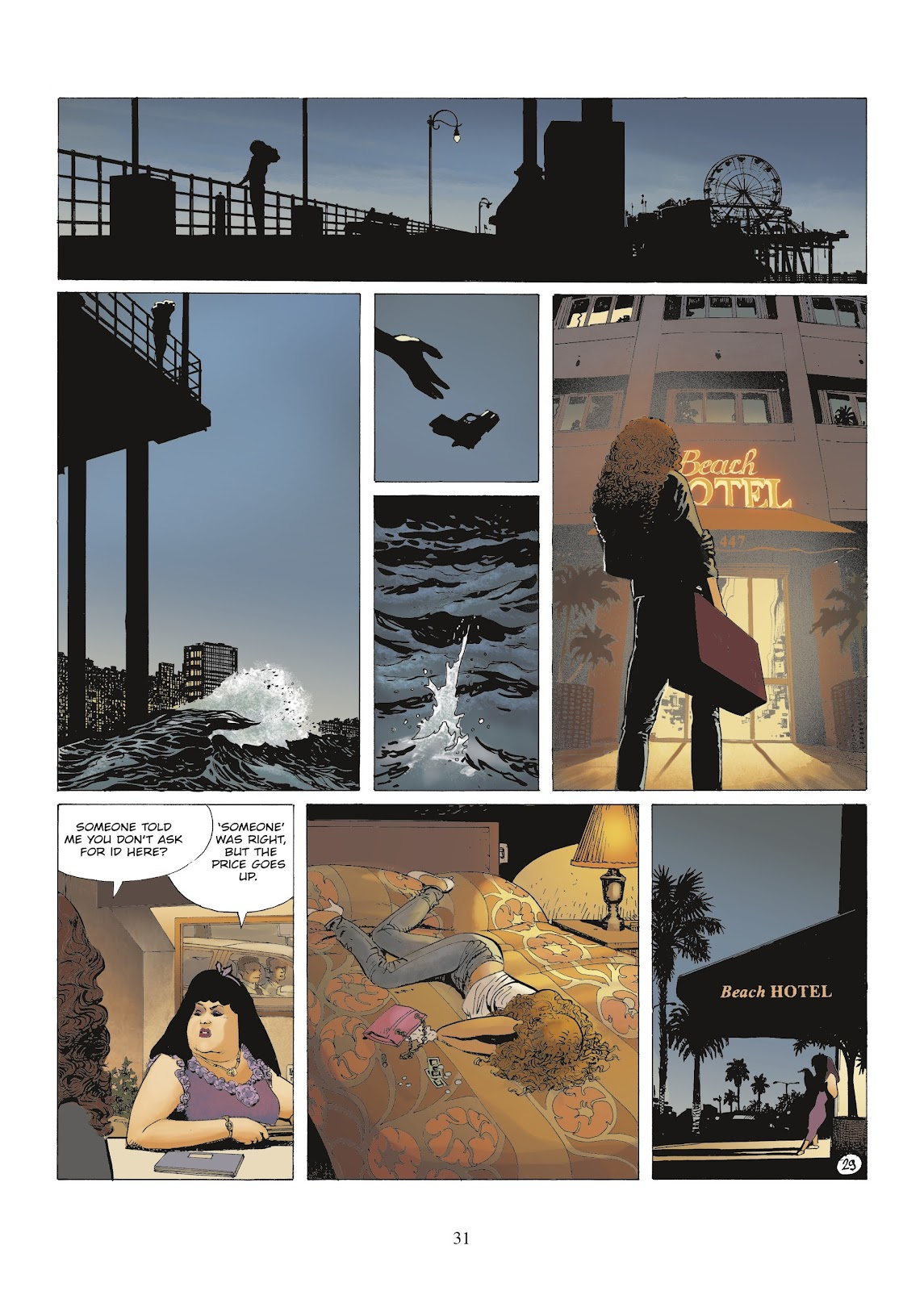XIII Mystery issue 9 - Page 33