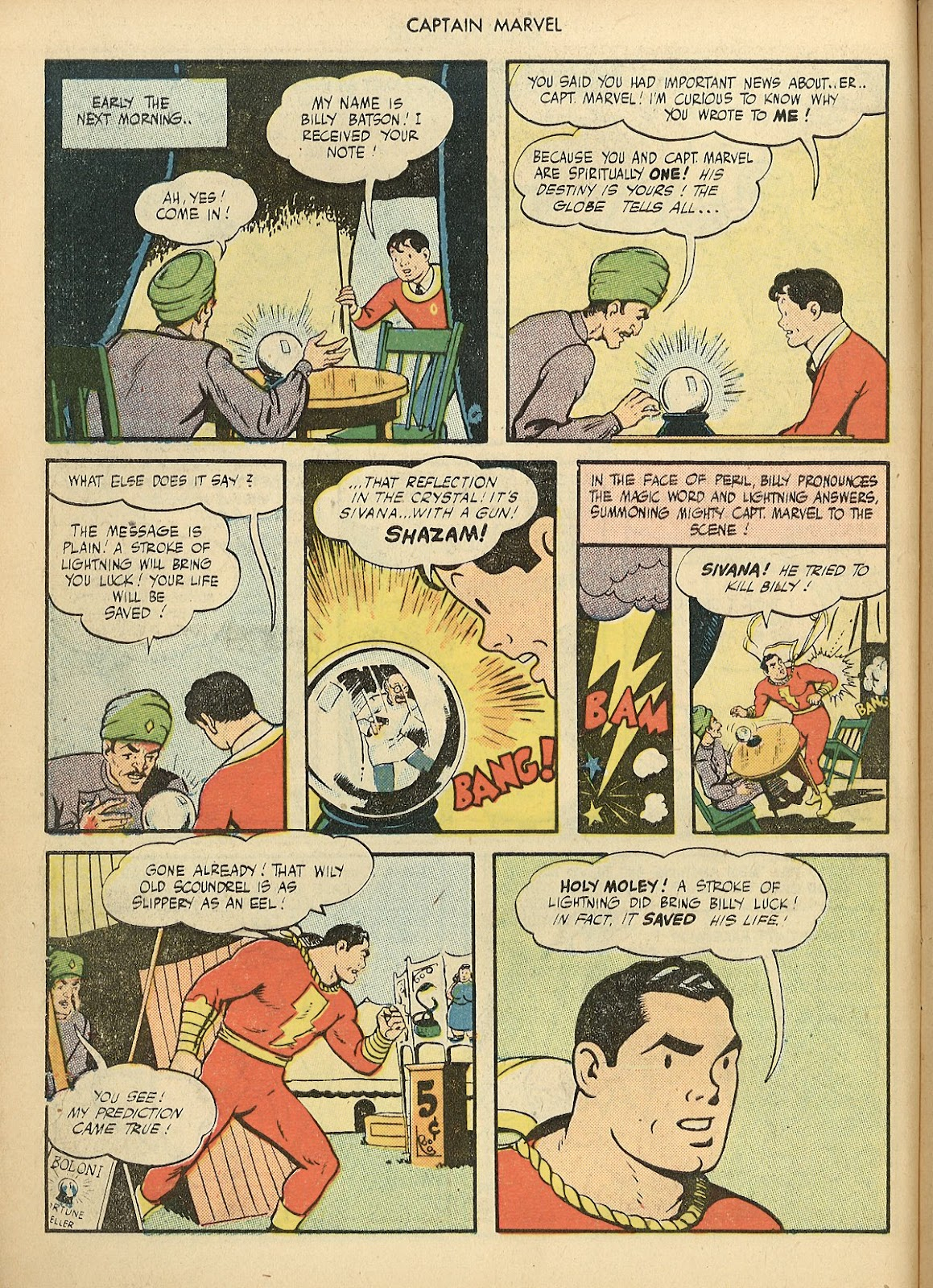 Captain Marvel Adventures issue 70 - Page 6