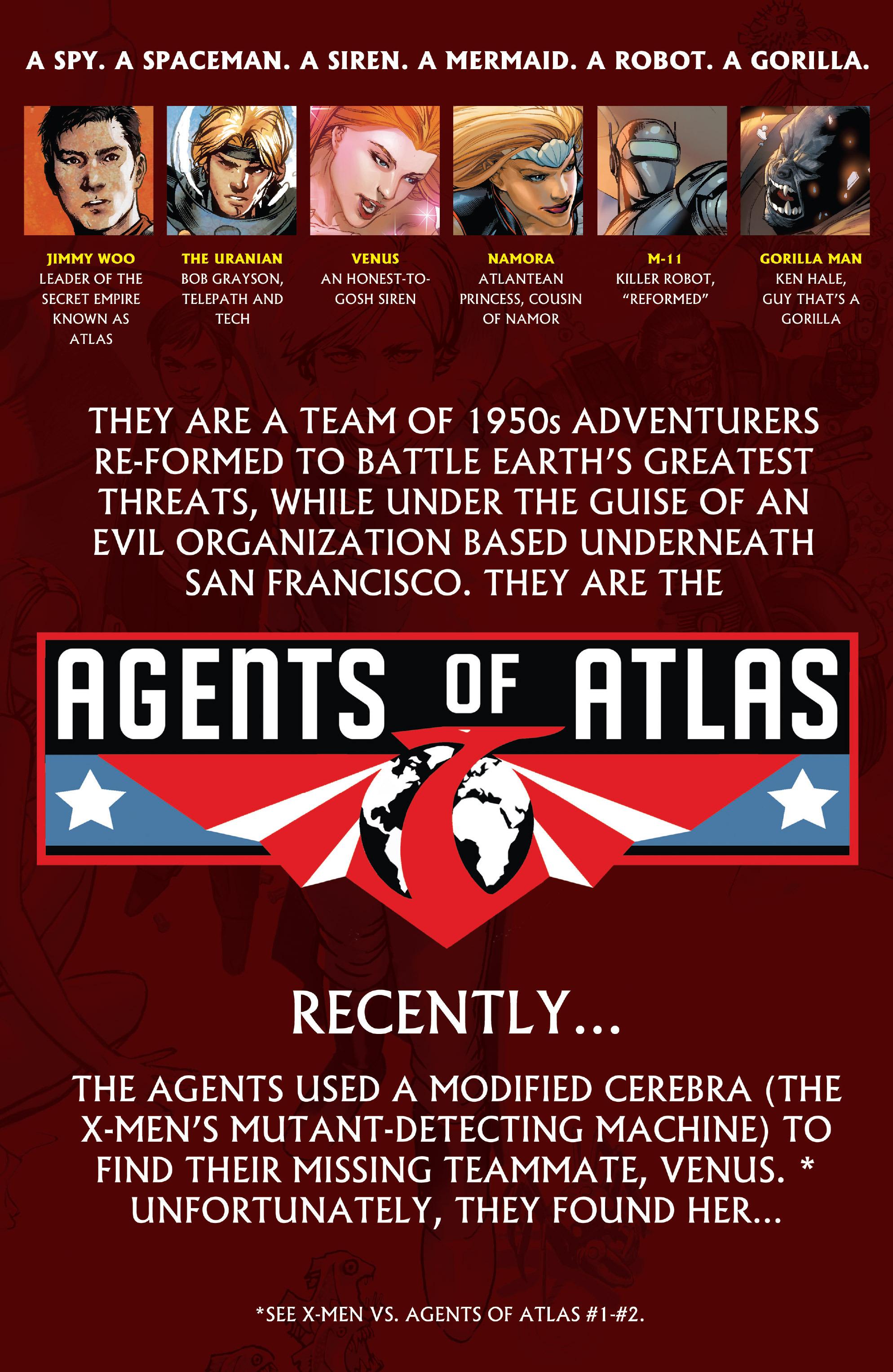 Read online Atlas comic -  Issue #Atlas _TPB - 5