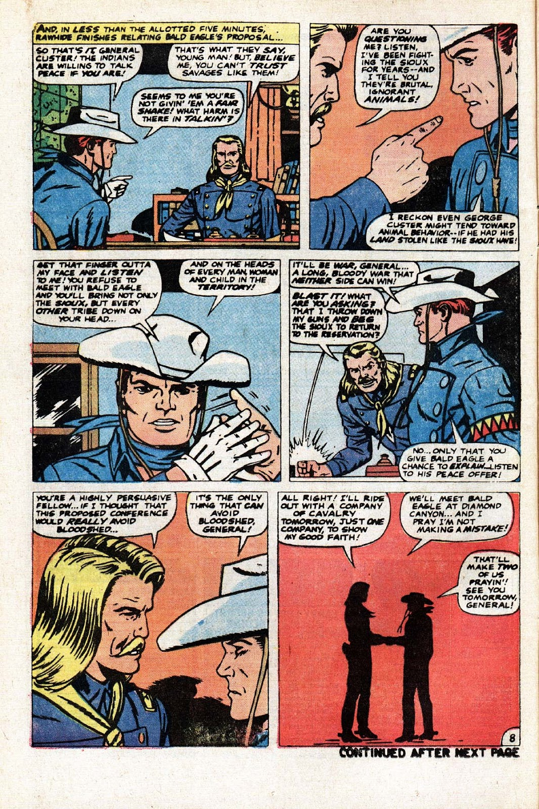 The Mighty Marvel Western issue 15 - Page 9