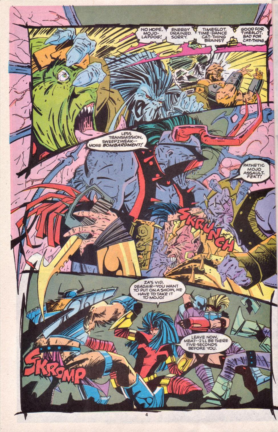 Read online Uncanny X-Men (1963) comic -  Issue # _Annual 16 - 4