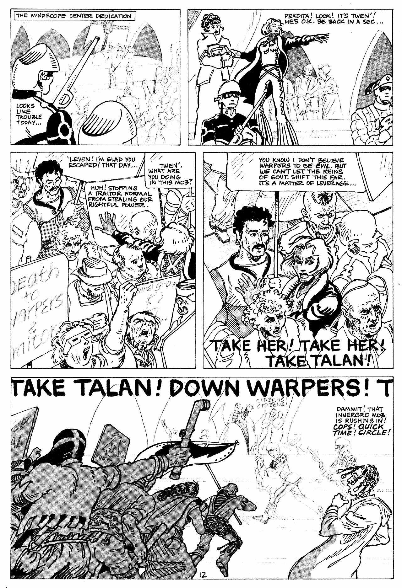 Read online Star*Reach comic -  Issue #18 - 15