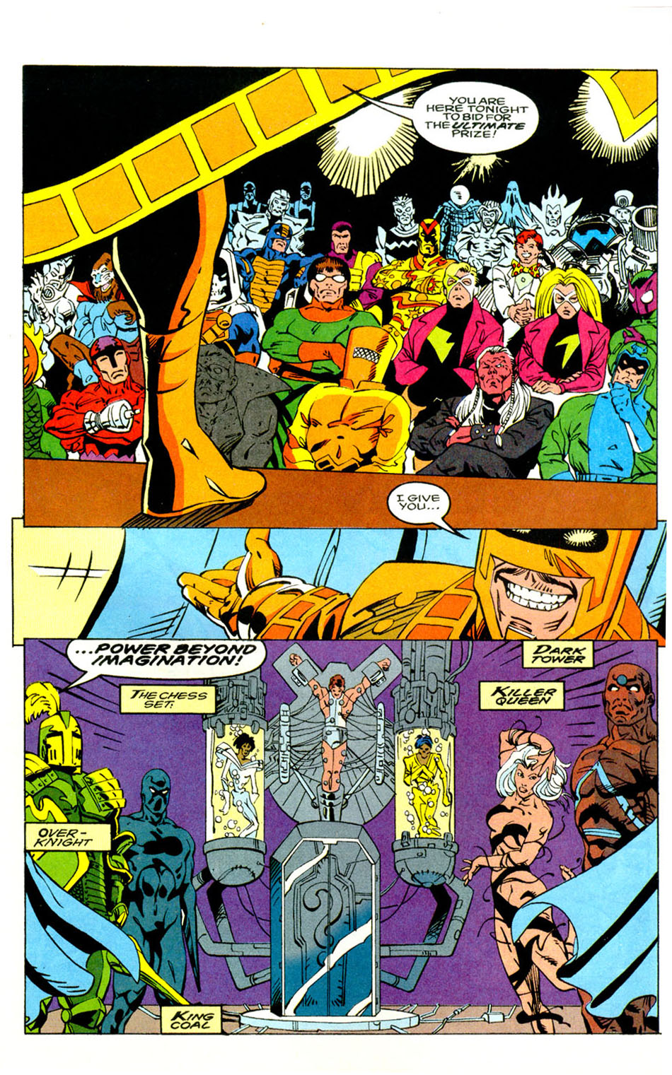 Read online Alpha Flight (1983) comic -  Issue #121 - 14