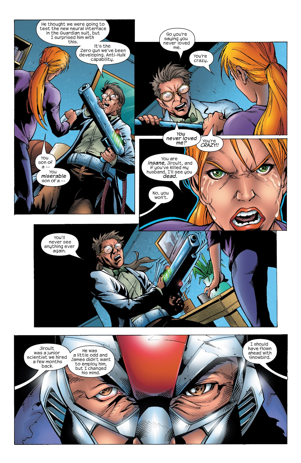 Read online X-Men: Unstoppable comic -  Issue # TPB (Part 4) - 2