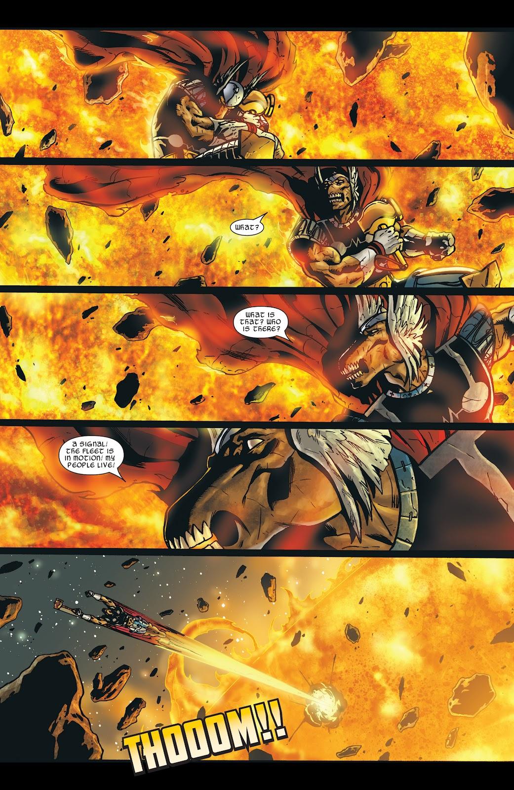 Read online Thor: Ragnaroks comic -  Issue # TPB (Part 3) - 89