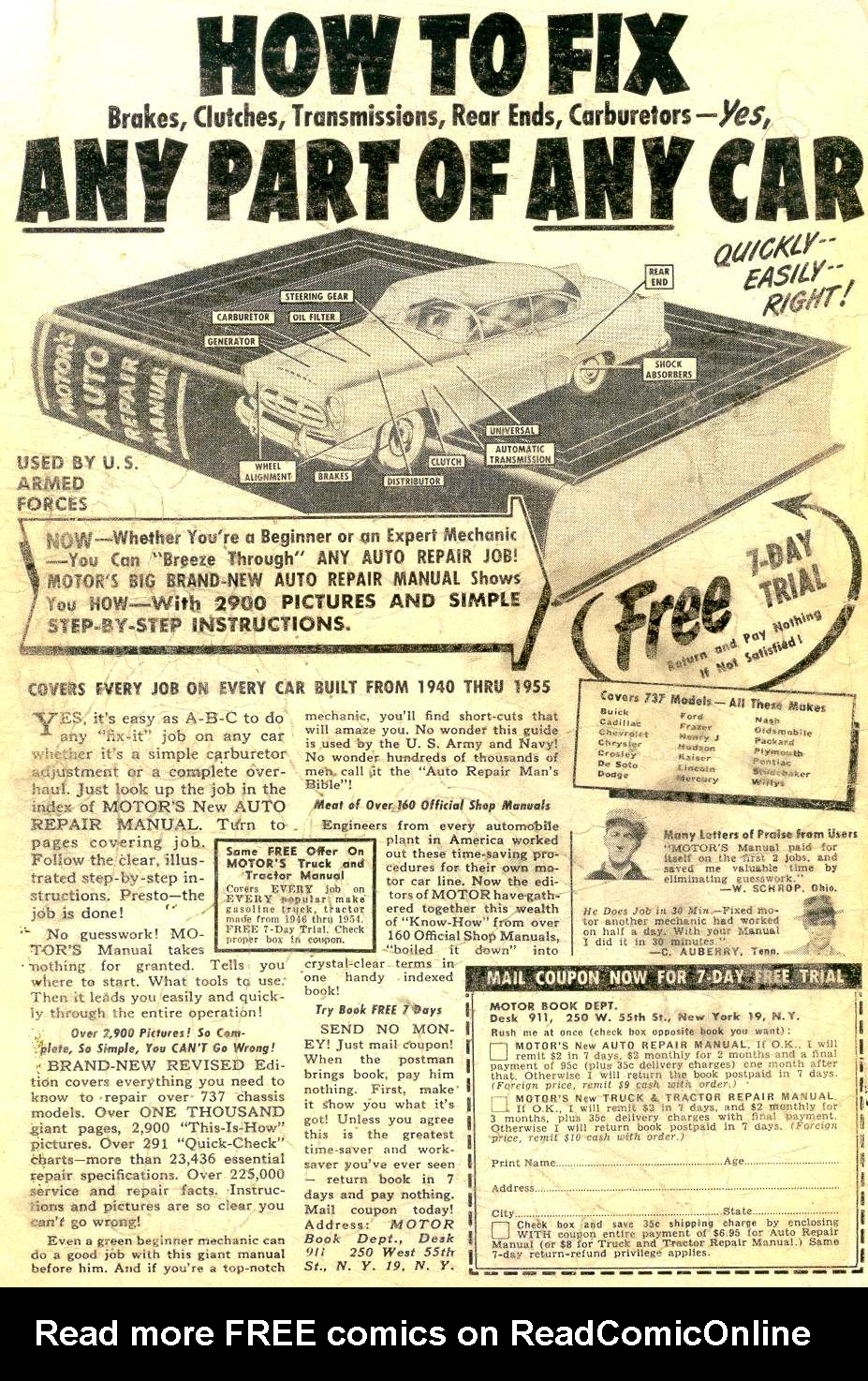 Read online Adventure Comics (1938) comic -  Issue #218 - 2