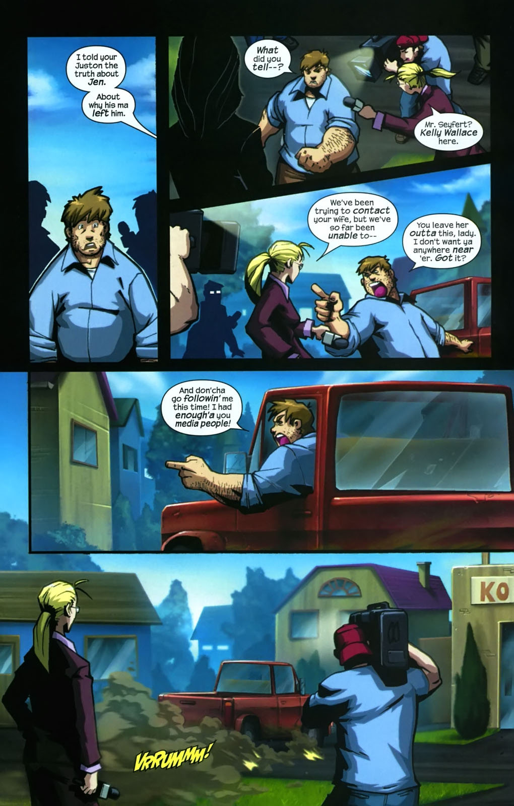 Read online Sentinel (2006) comic -  Issue #3 - 12
