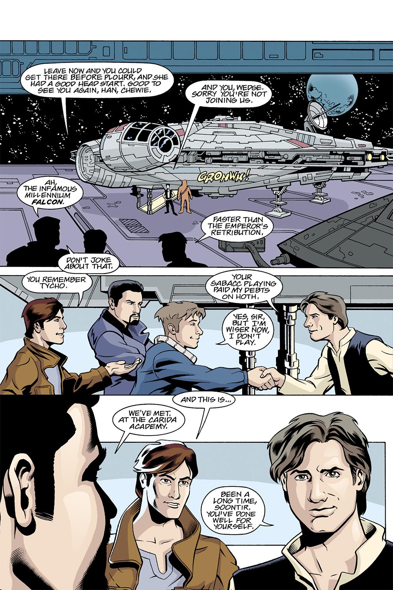 Read online Star Wars Omnibus comic -  Issue # Vol. 3 - 192