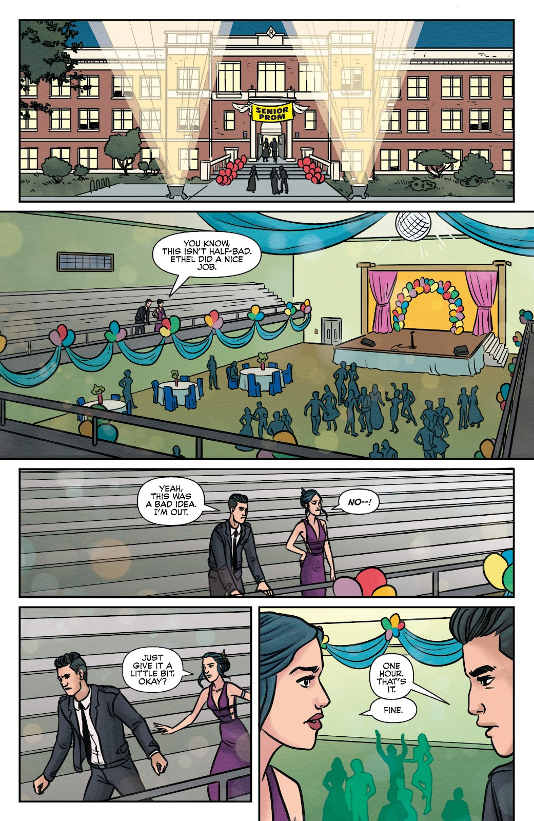 Read online Betty & Veronica (2019) comic -  Issue #4 - 14