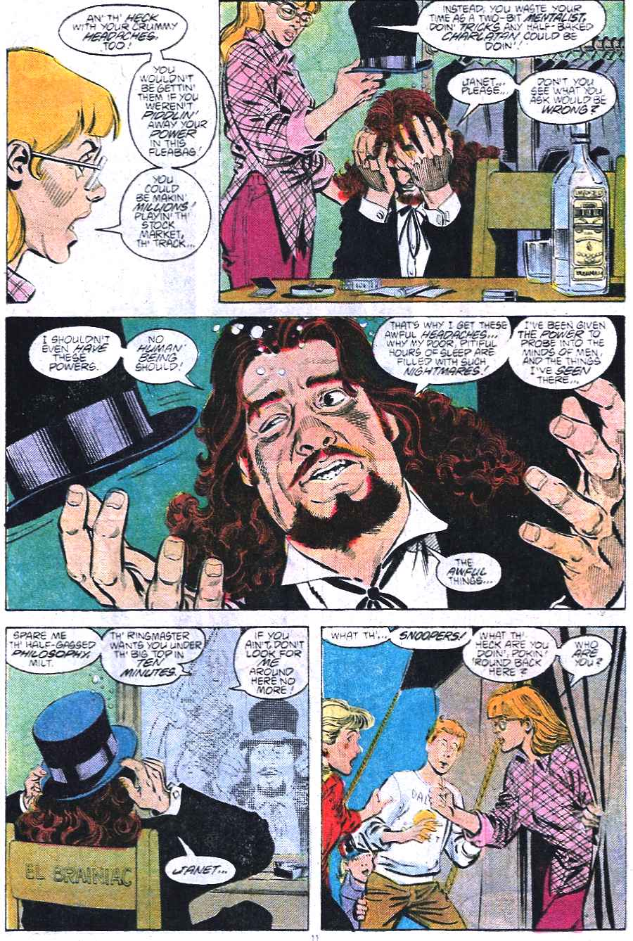 Read online Adventures of Superman (1987) comic -  Issue #438 - 12