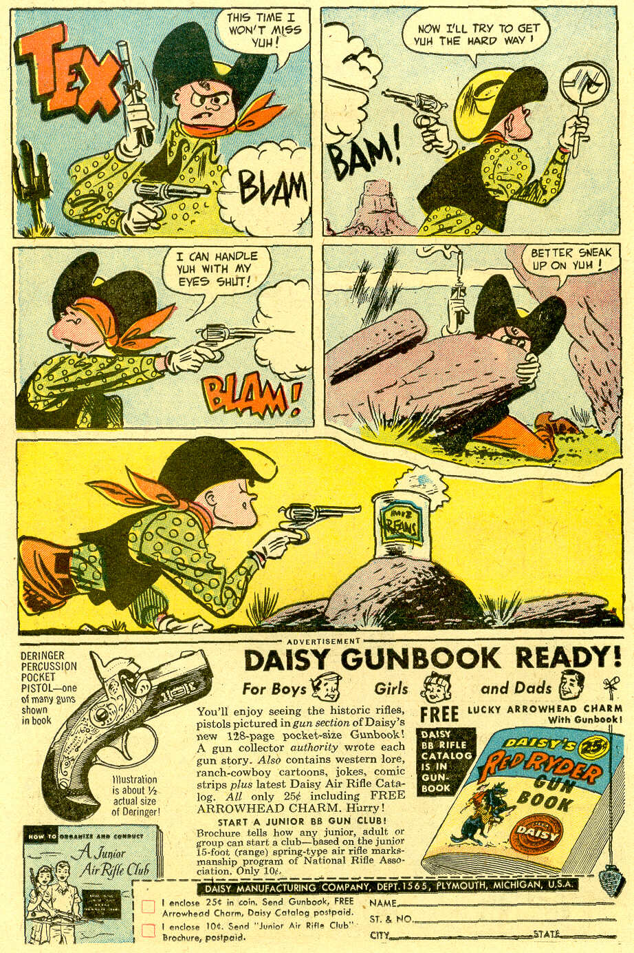 Read online All-Star Western (1951) comic -  Issue #83 - 18