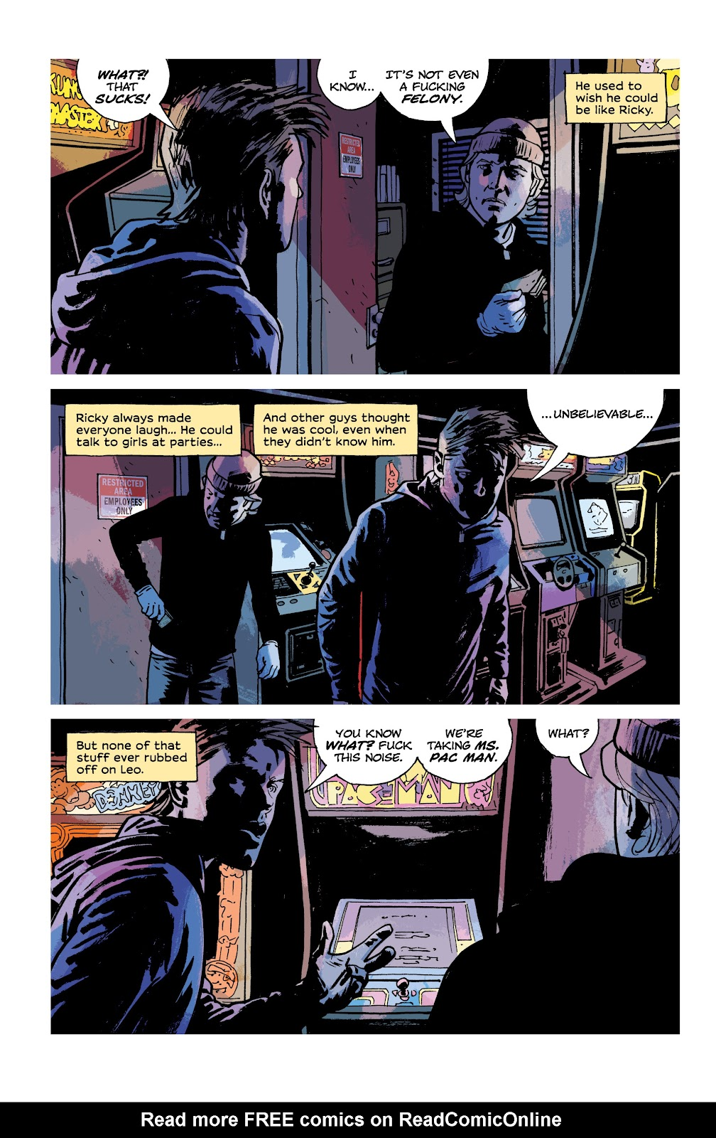 Read online Criminal (2019) comic -  Issue #9 - 19