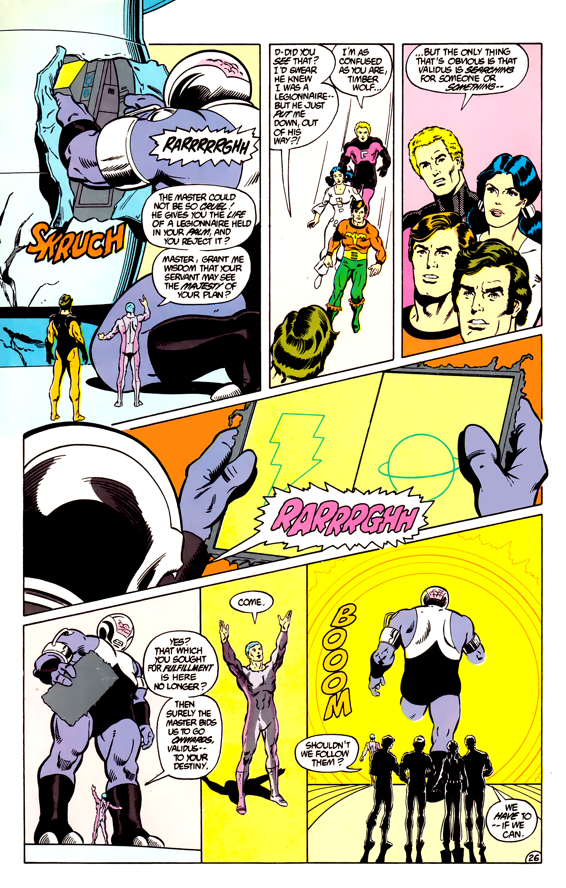 Legion of Super-Heroes (1984) _Annual_2 Page 27