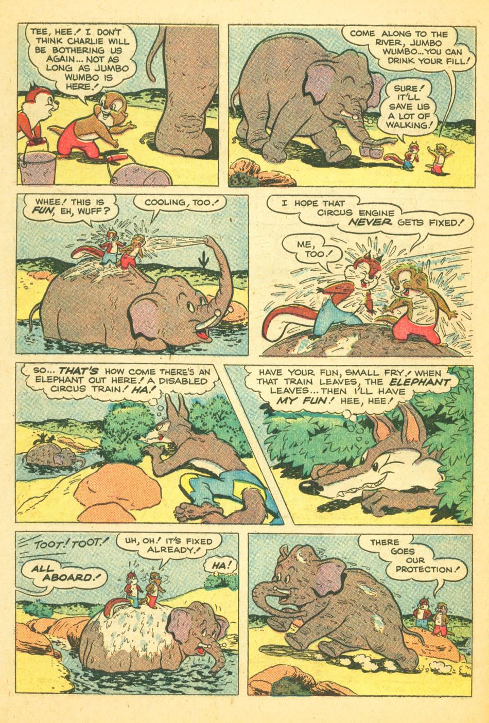Comic Tom & Jerry Comics issue 83