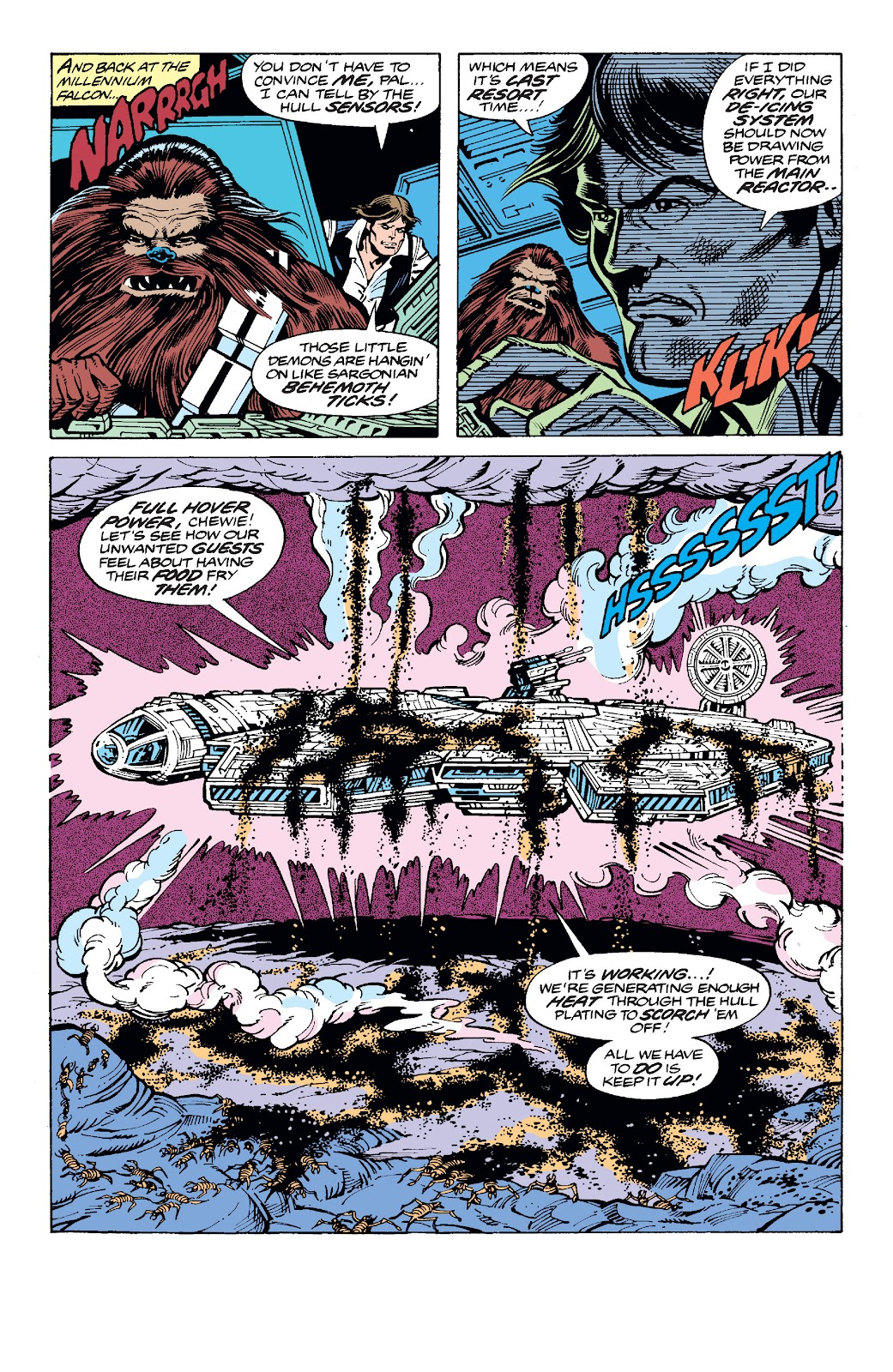 Read online Star Wars Legends: The Original Marvel Years - Epic Collection comic -  Issue # TPB 2 (Part 1) - 90