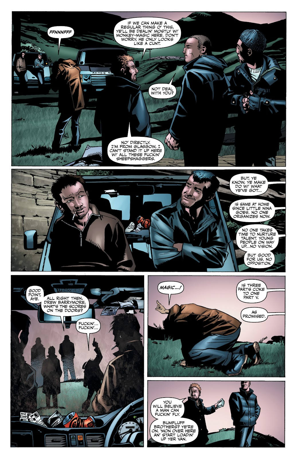 Read online The Boys Omnibus comic -  Issue # TPB 4 (Part 3) - 54