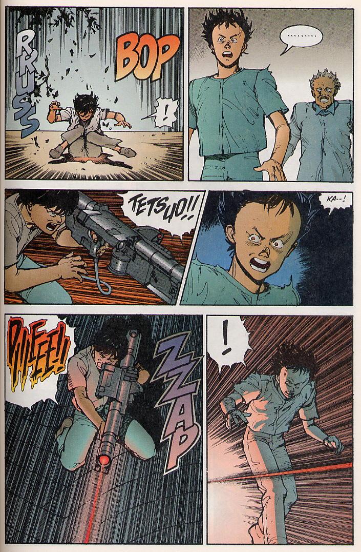 Read online Akira comic -  Issue #8 - 55