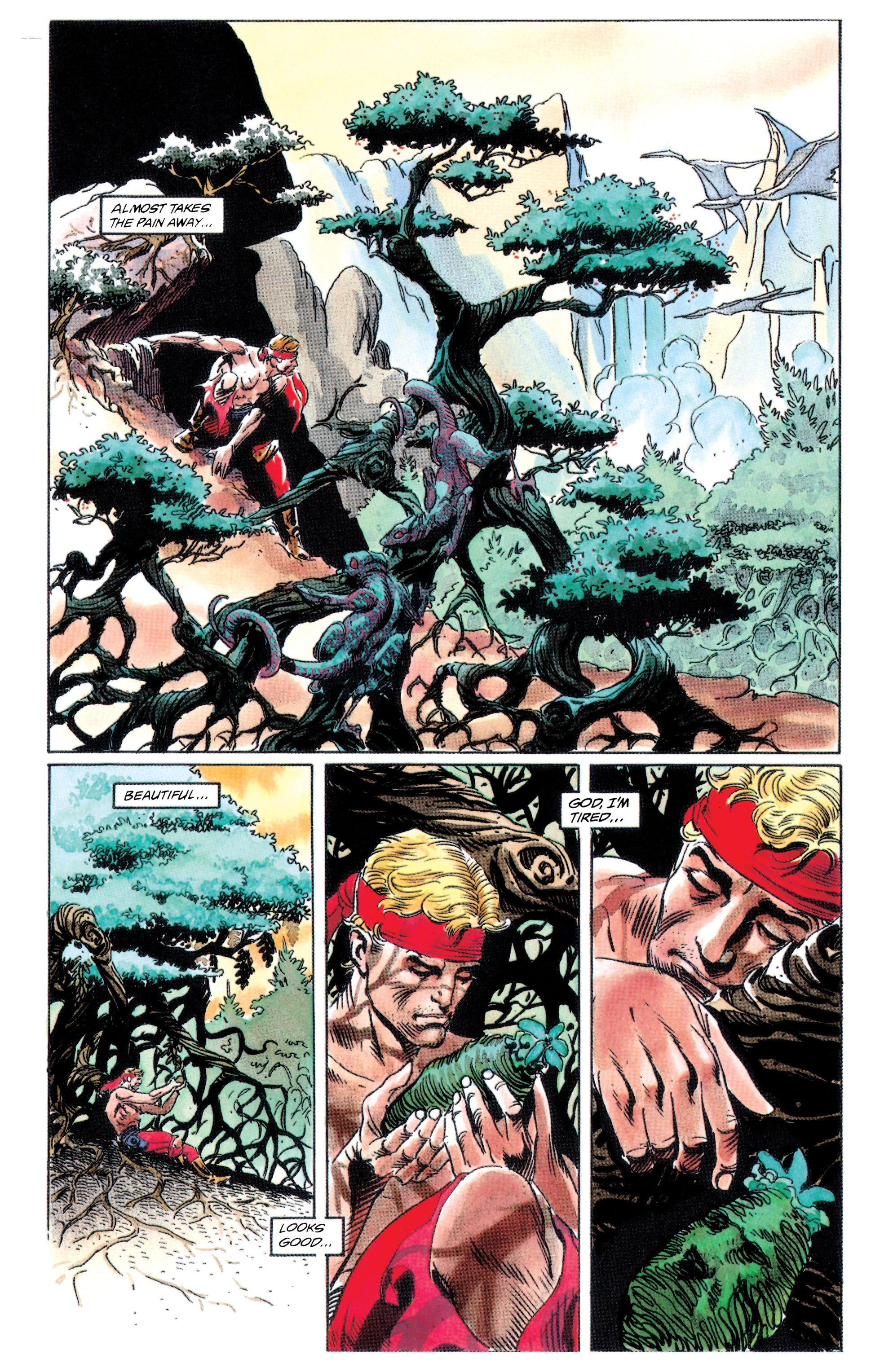 Read online Adam Strange (1990) comic -  Issue #2 - 22
