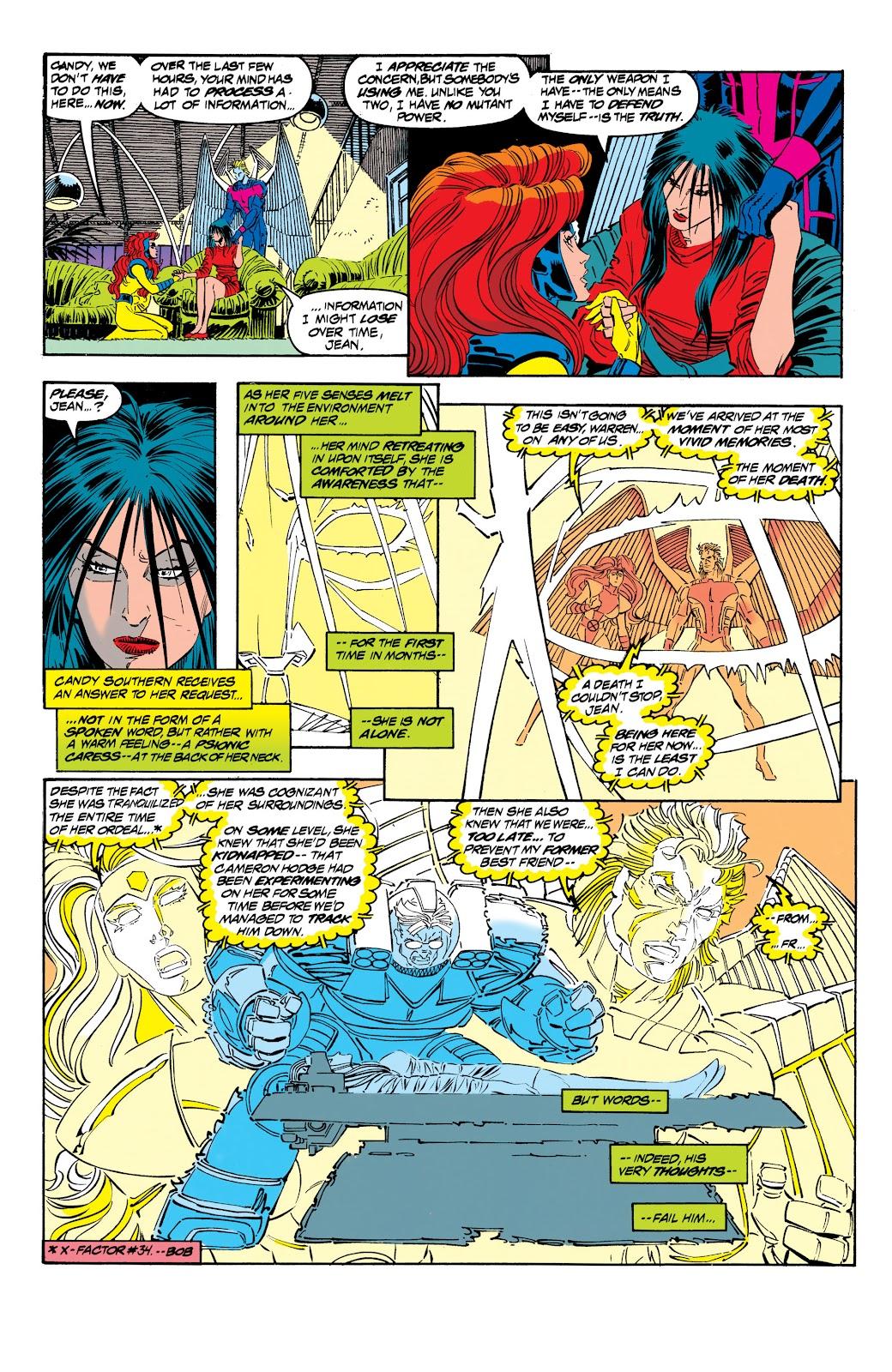Uncanny X-Men (1963) issue 306 - Page 13