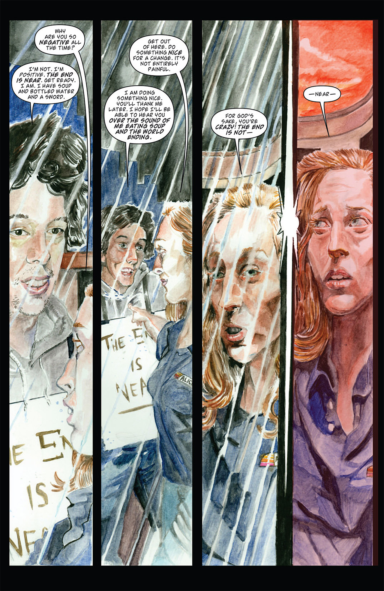 Read online Angel: After The Fall comic -  Issue #8 - 13