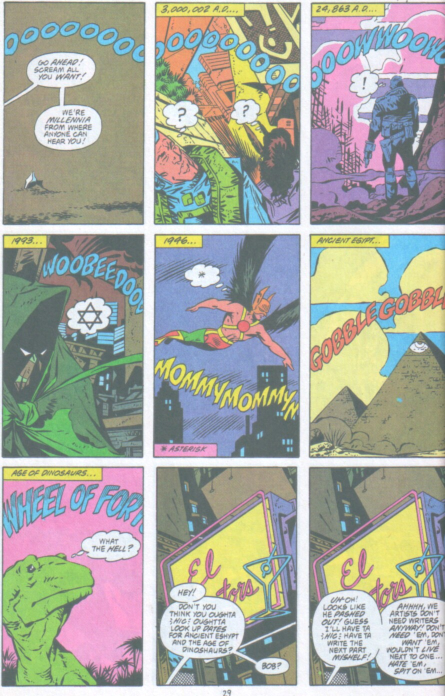 Read online Ambush Bug Nothing Special comic -  Issue # Full - 22
