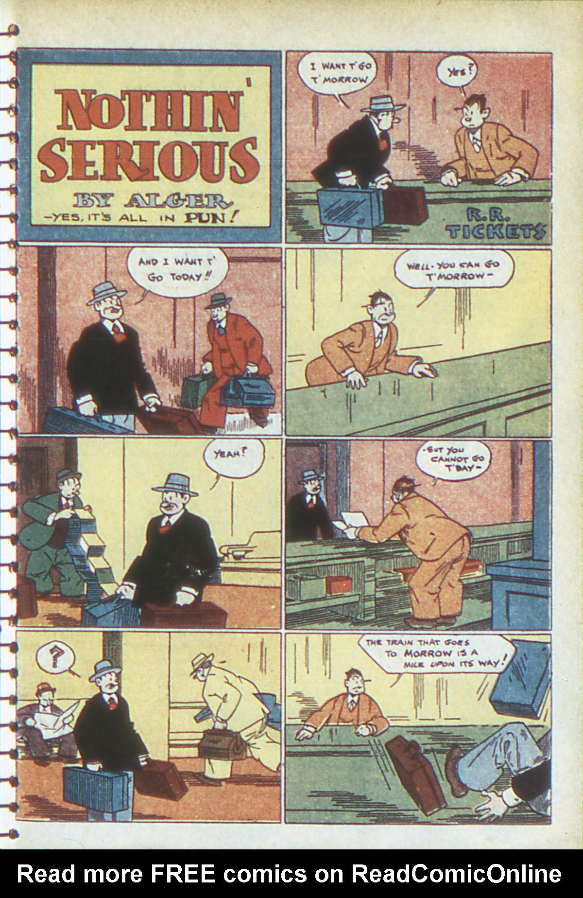 Read online Adventure Comics (1938) comic -  Issue #54 - 32
