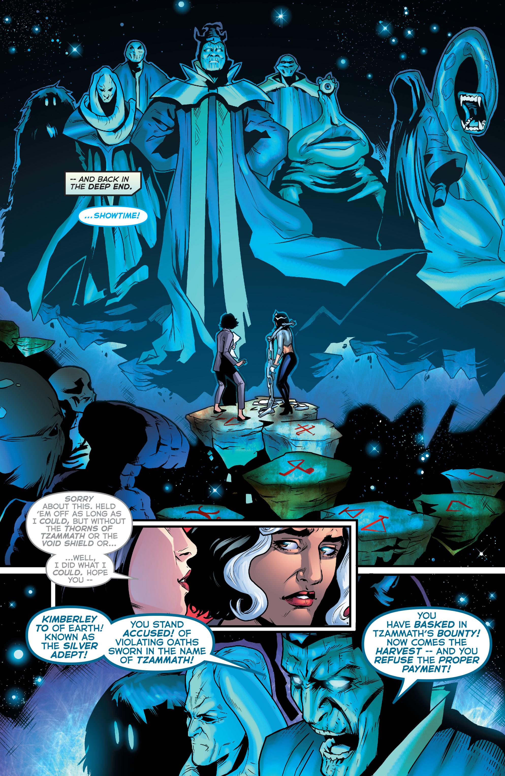 Read online Astro City comic -  Issue #40 - 17