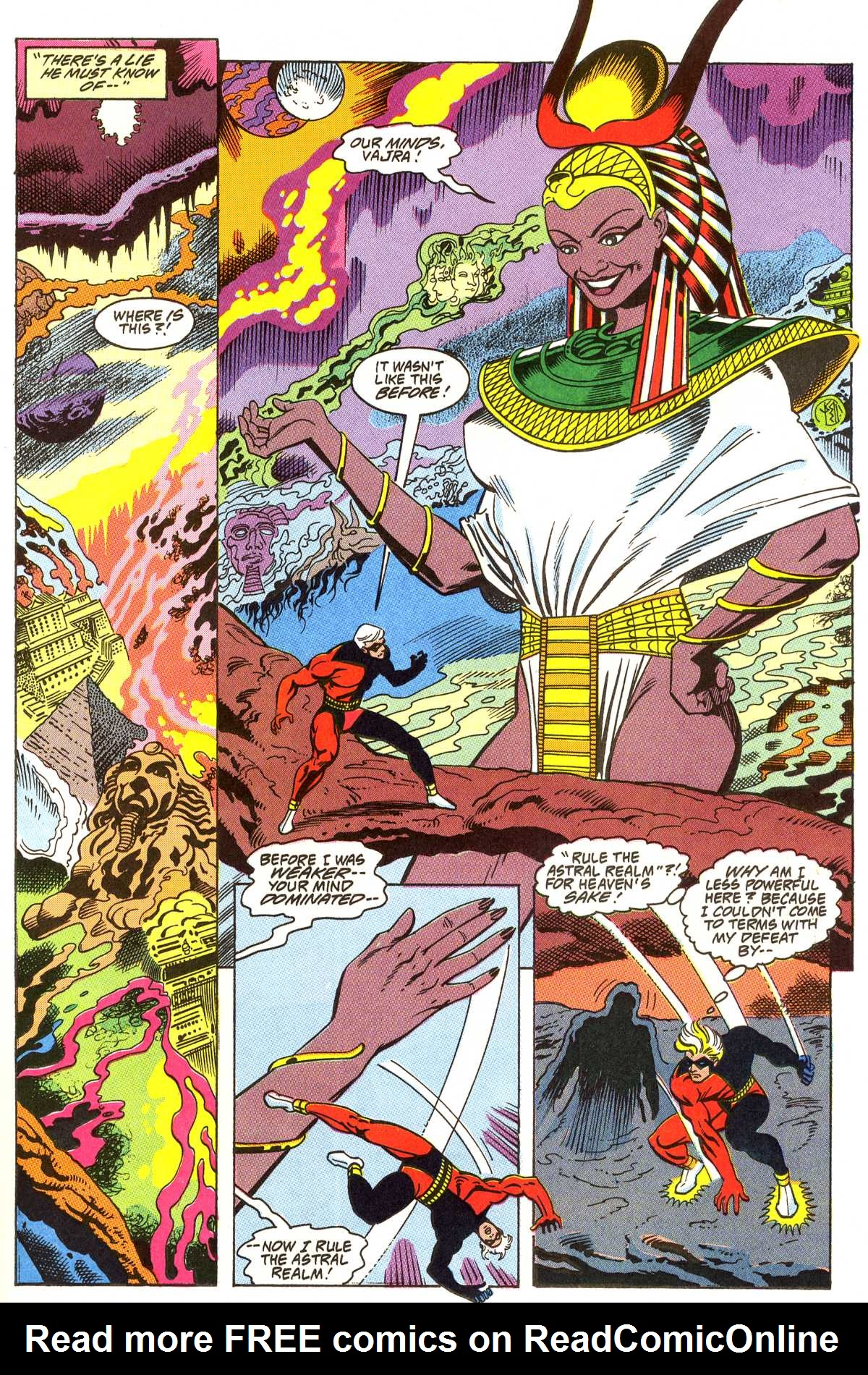 Read online Peter Cannon--Thunderbolt (1992) comic -  Issue #4 - 8