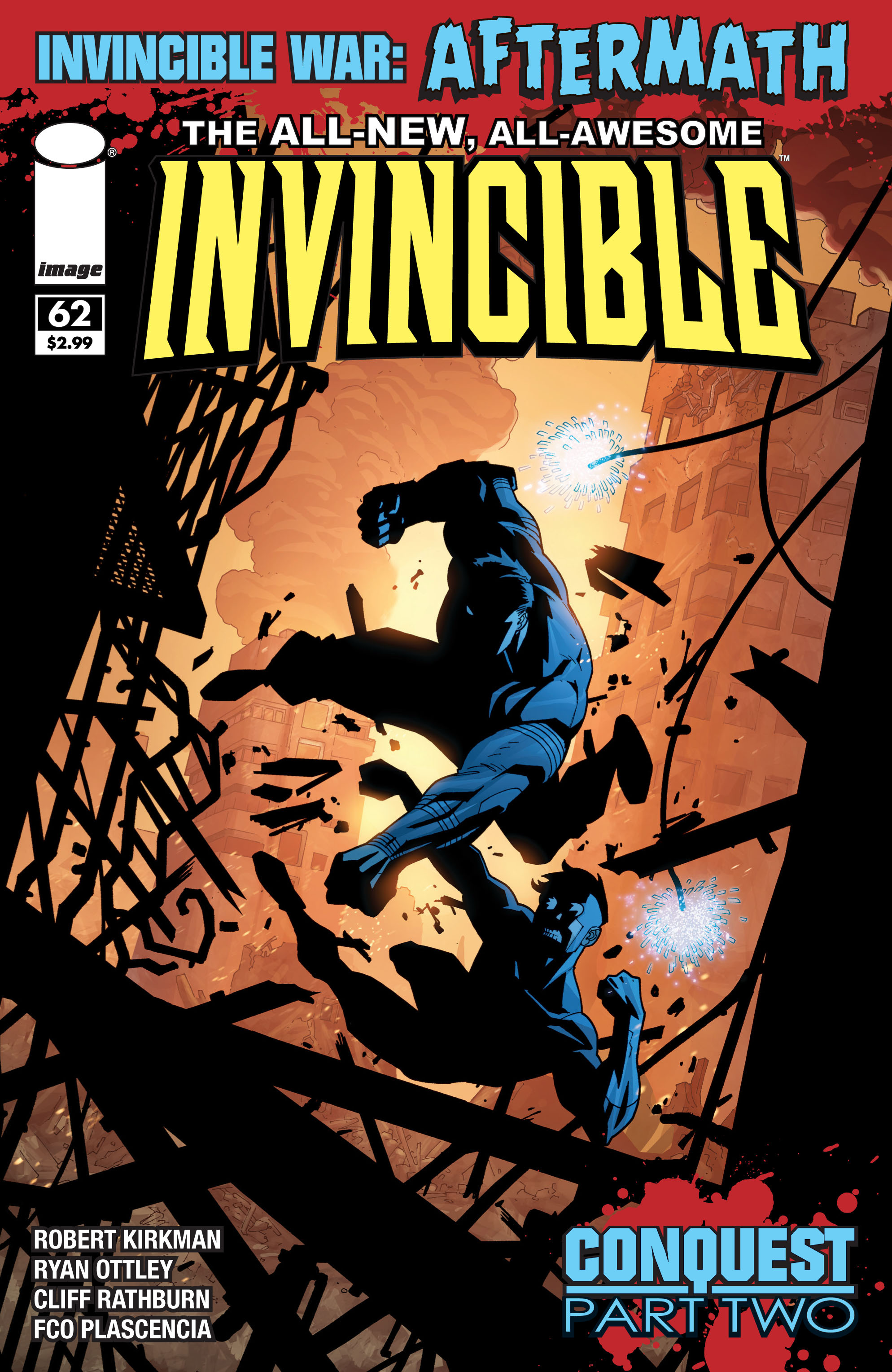 Invincible (2003) 62 Page 1