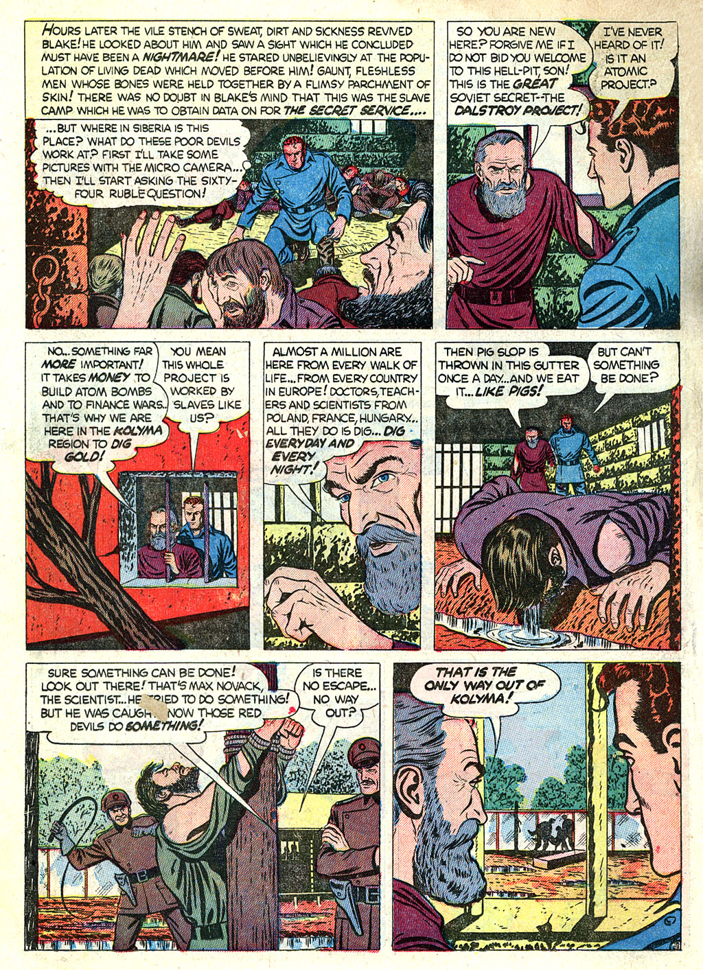 Kent Blake of the Secret Service issue 1 - Page 14