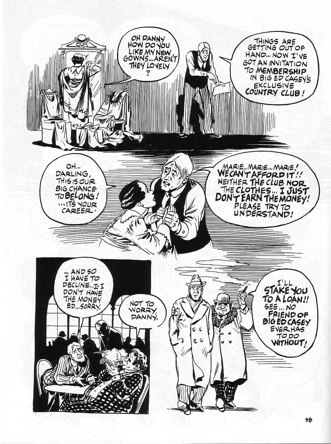 Read online Dropsie Avenue, The Neighborhood comic -  Issue # Full - 40