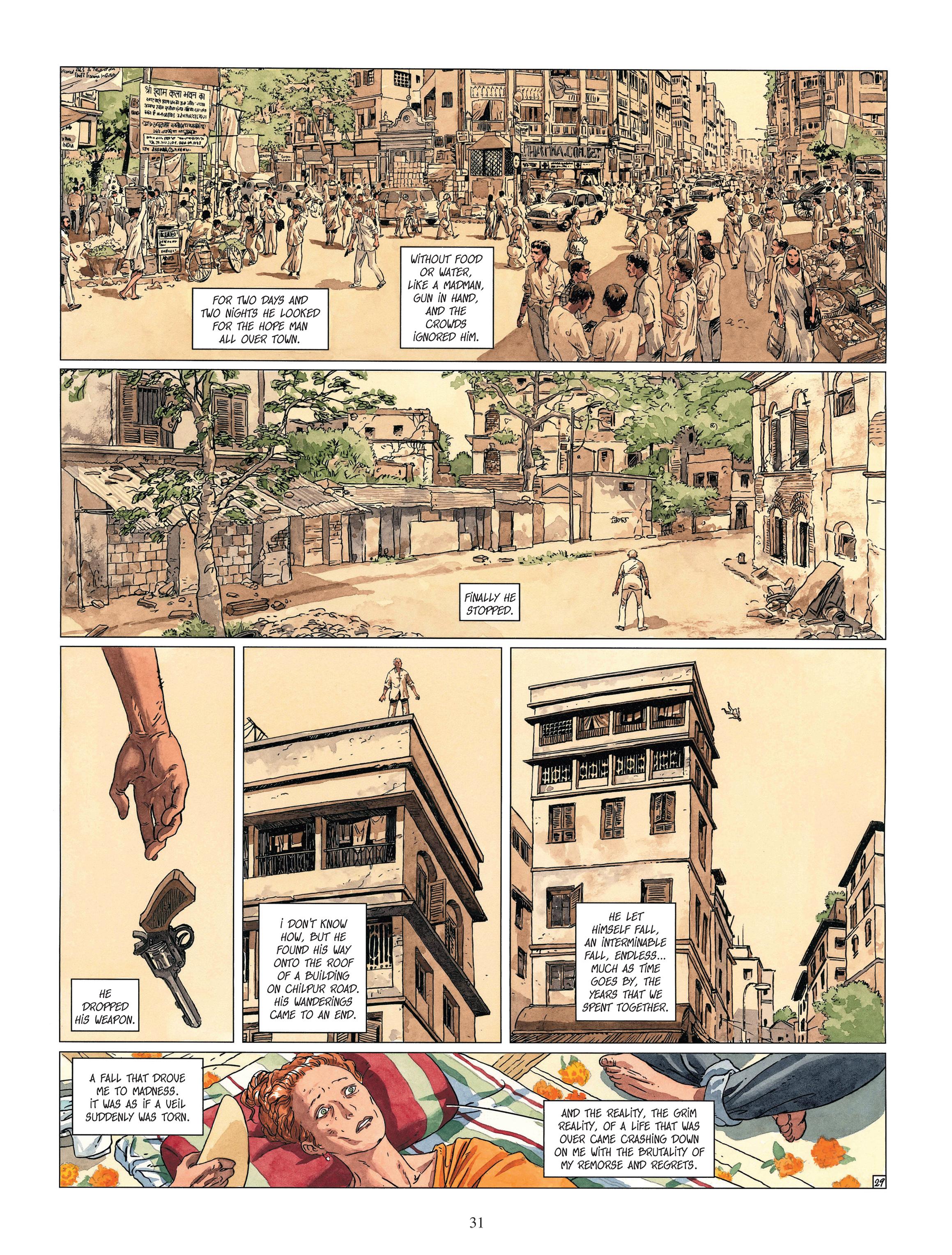 Read online Djinn comic -  Issue #13 - 32