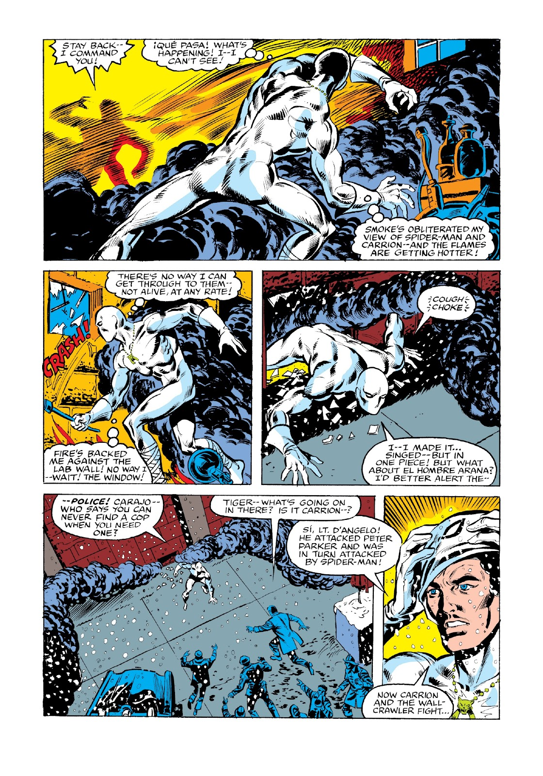 Read online Marvel Masterworks: The Spectacular Spider-Man comic -  Issue # TPB 2 (Part 3) - 94