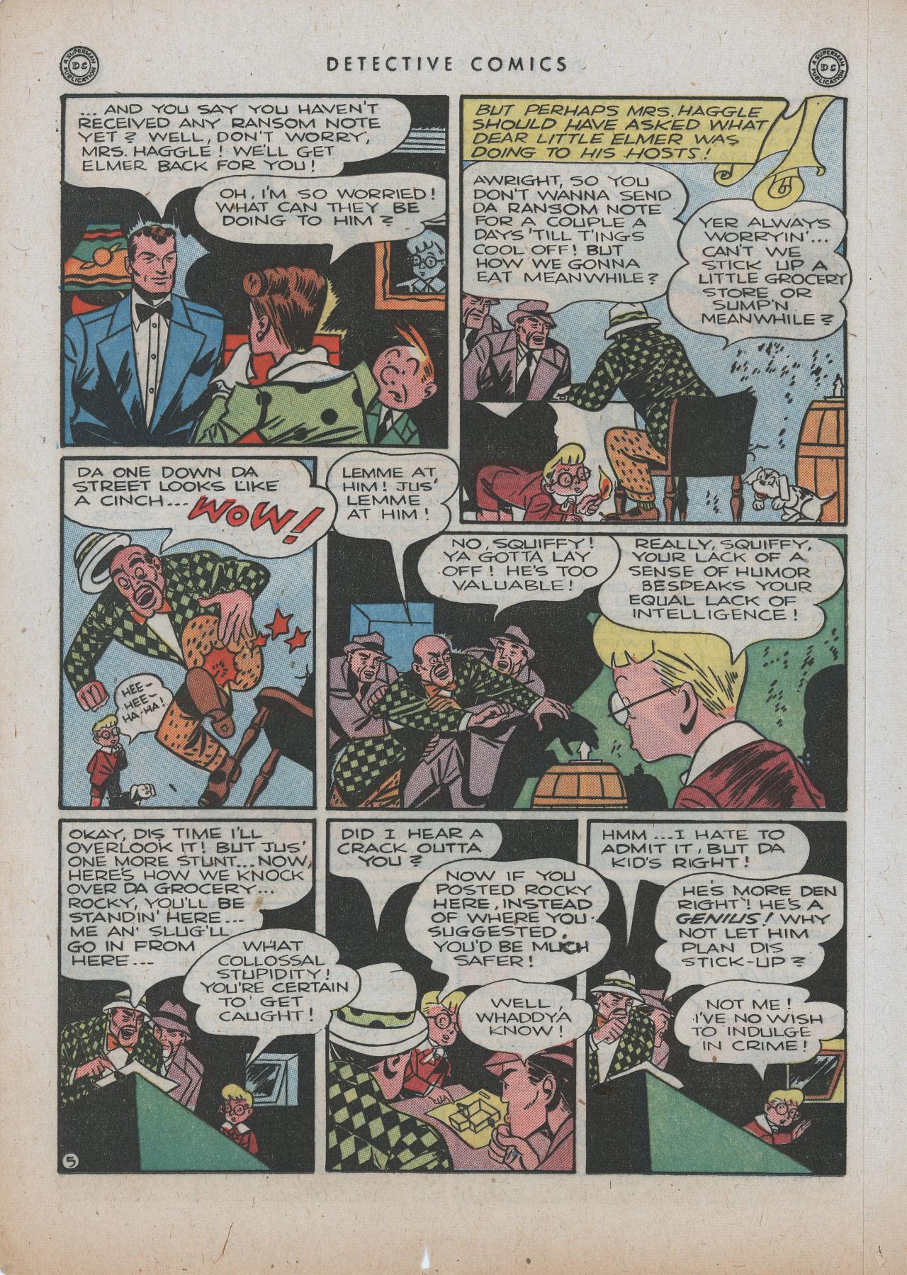 Read online Detective Comics (1937) comic -  Issue #89 - 42