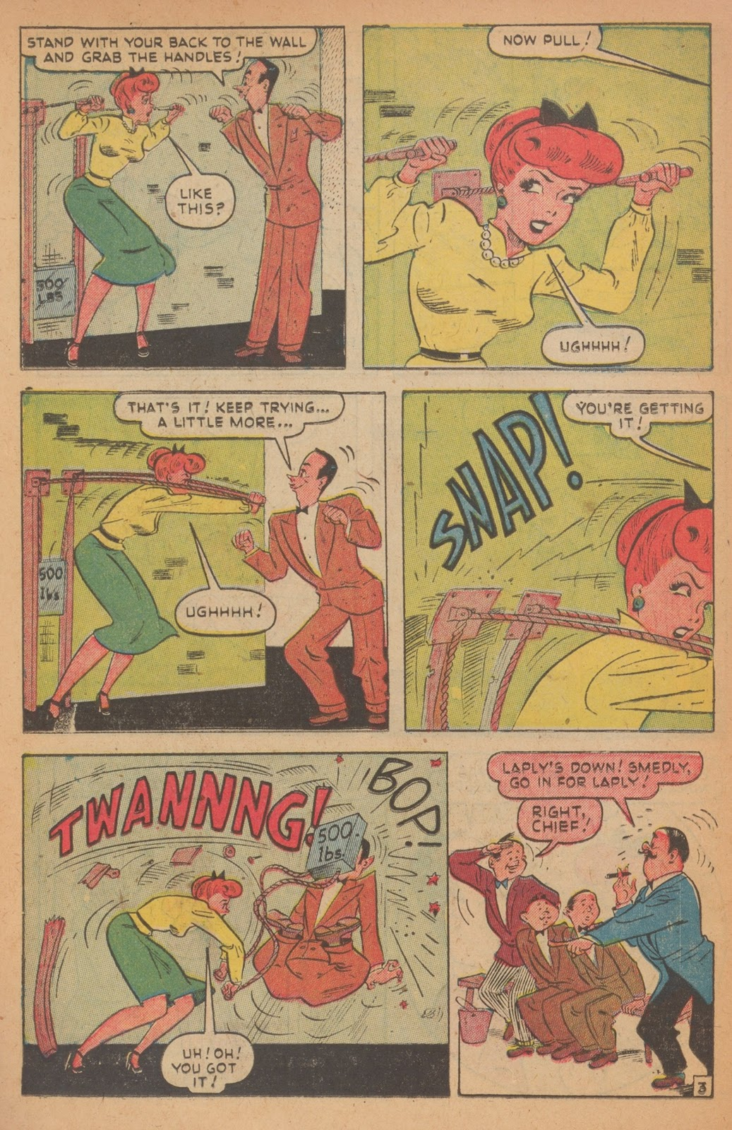 Read online Gay Comics comic -  Issue #38 - 14