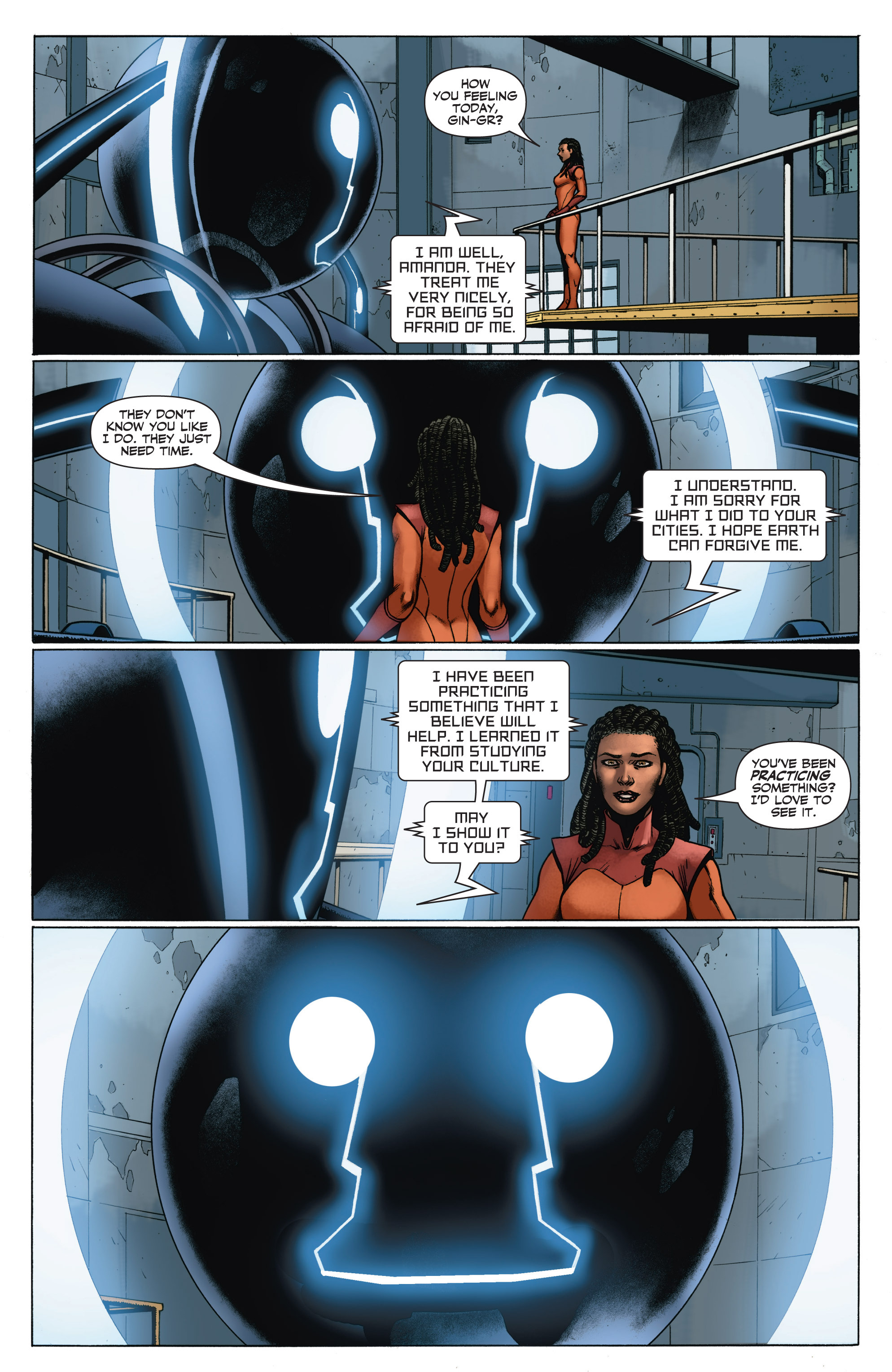 Read online Armor Hunters: Aftermath comic -  Issue # Full - 7