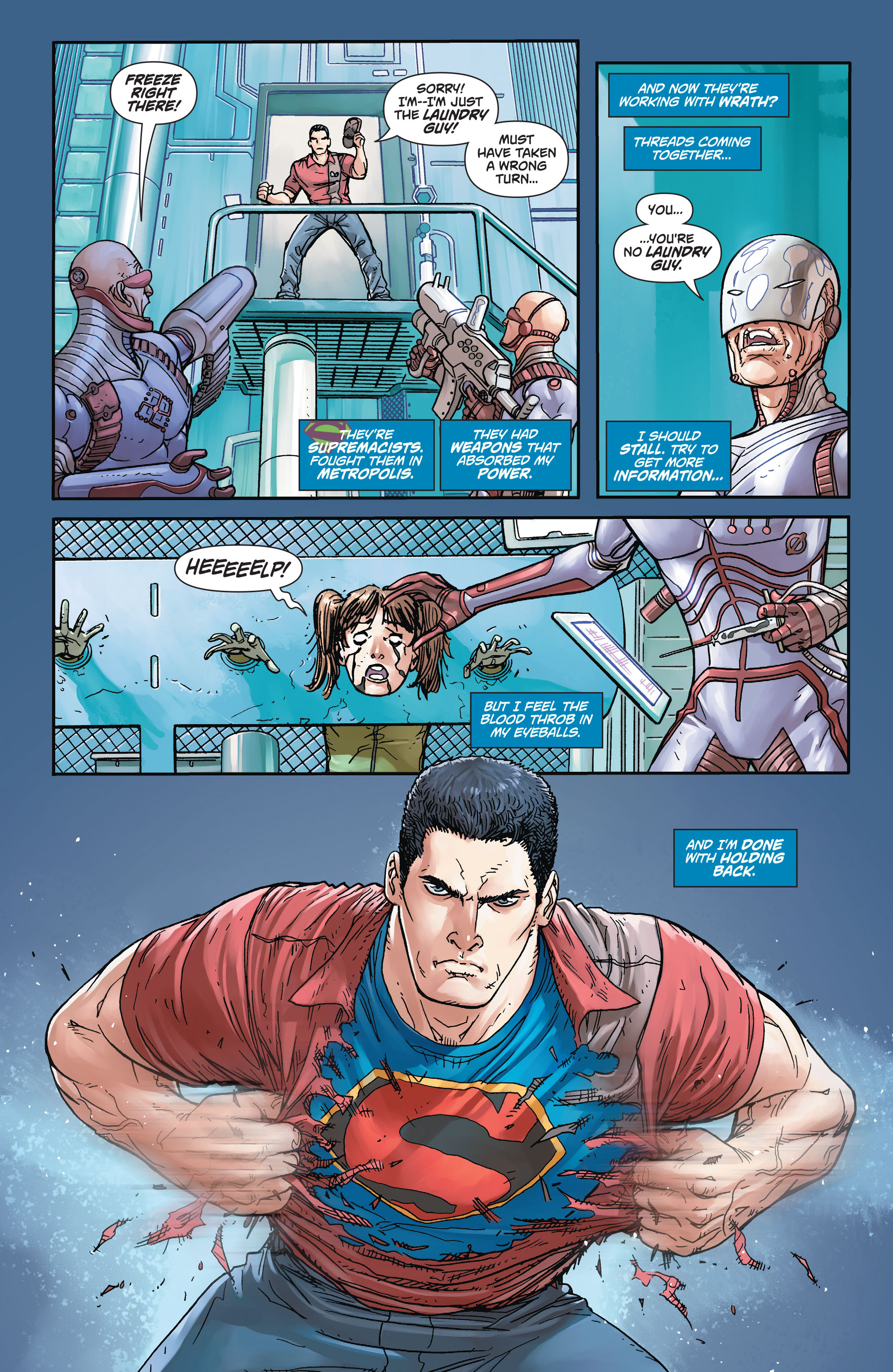 Read online Action Comics (2011) comic -  Issue #45 - 21