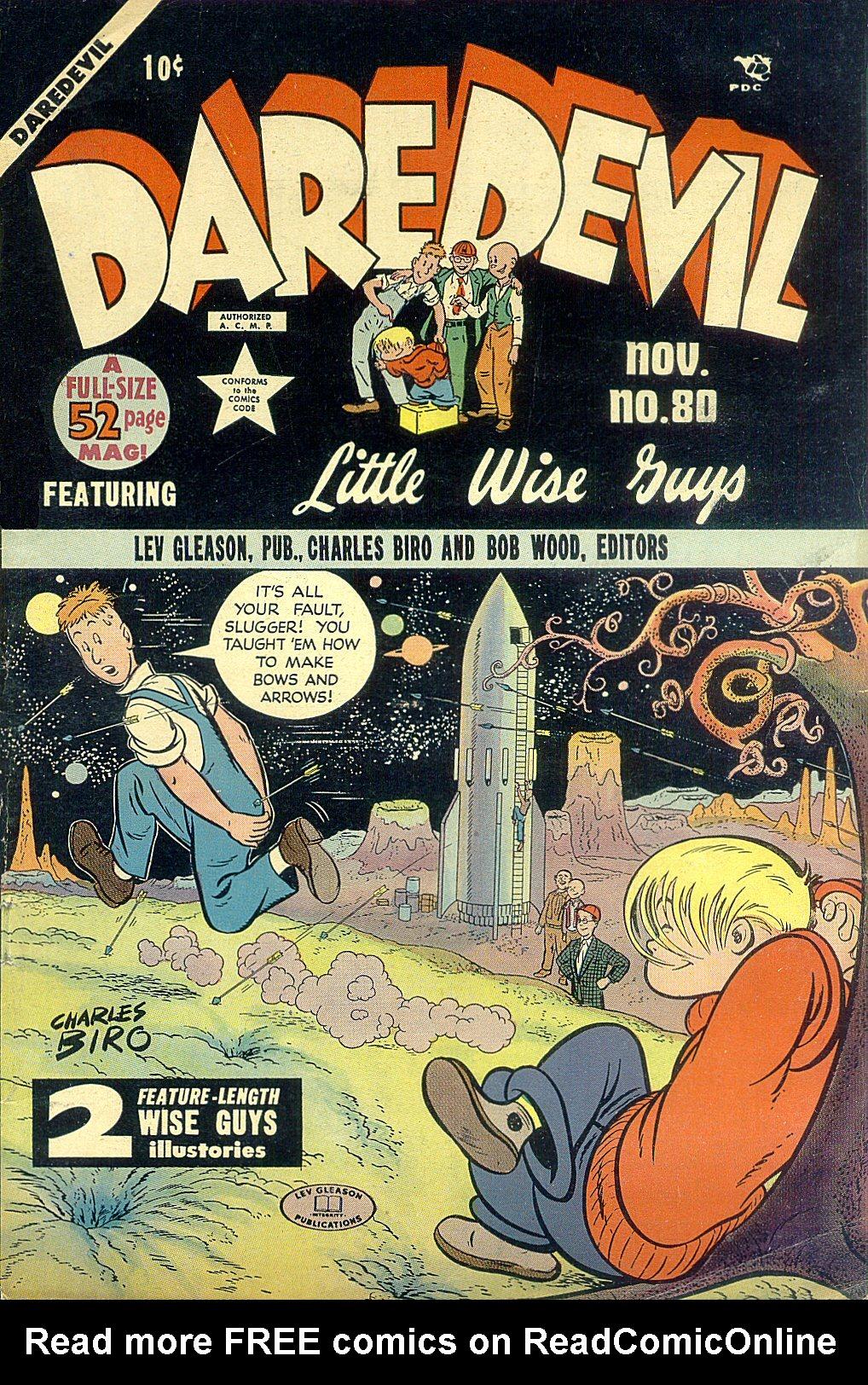 Daredevil (1941) 80 Page 1