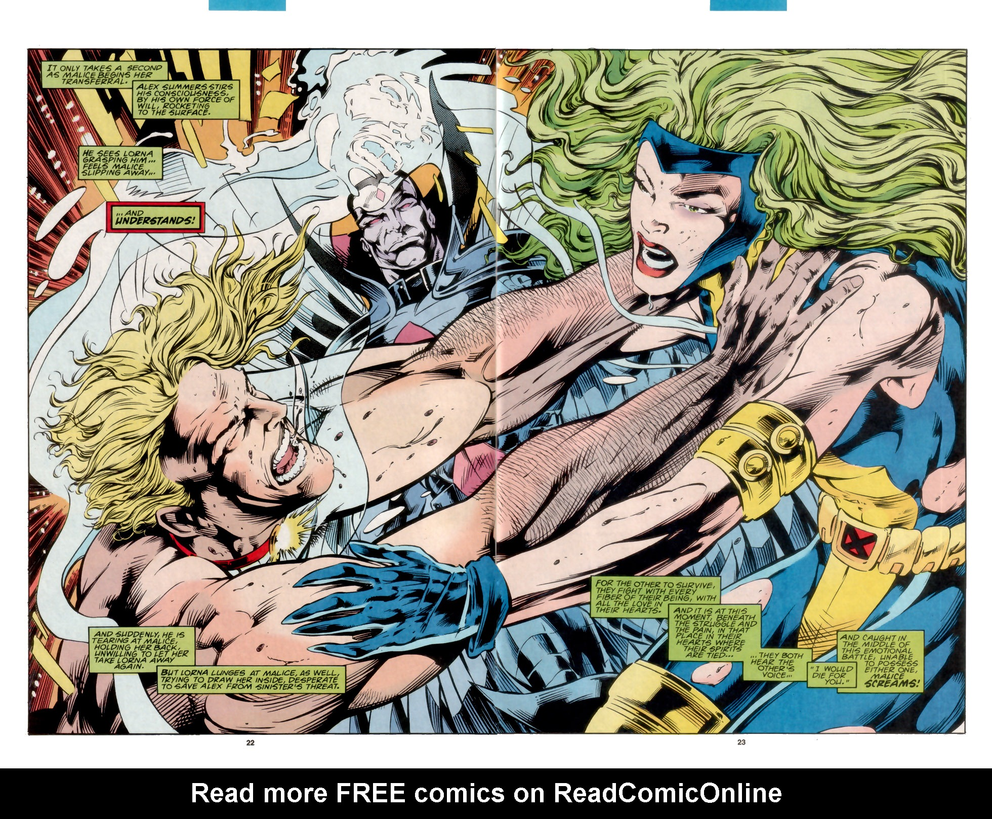 Read online X-Factor (1986) comic -  Issue #105 - 18