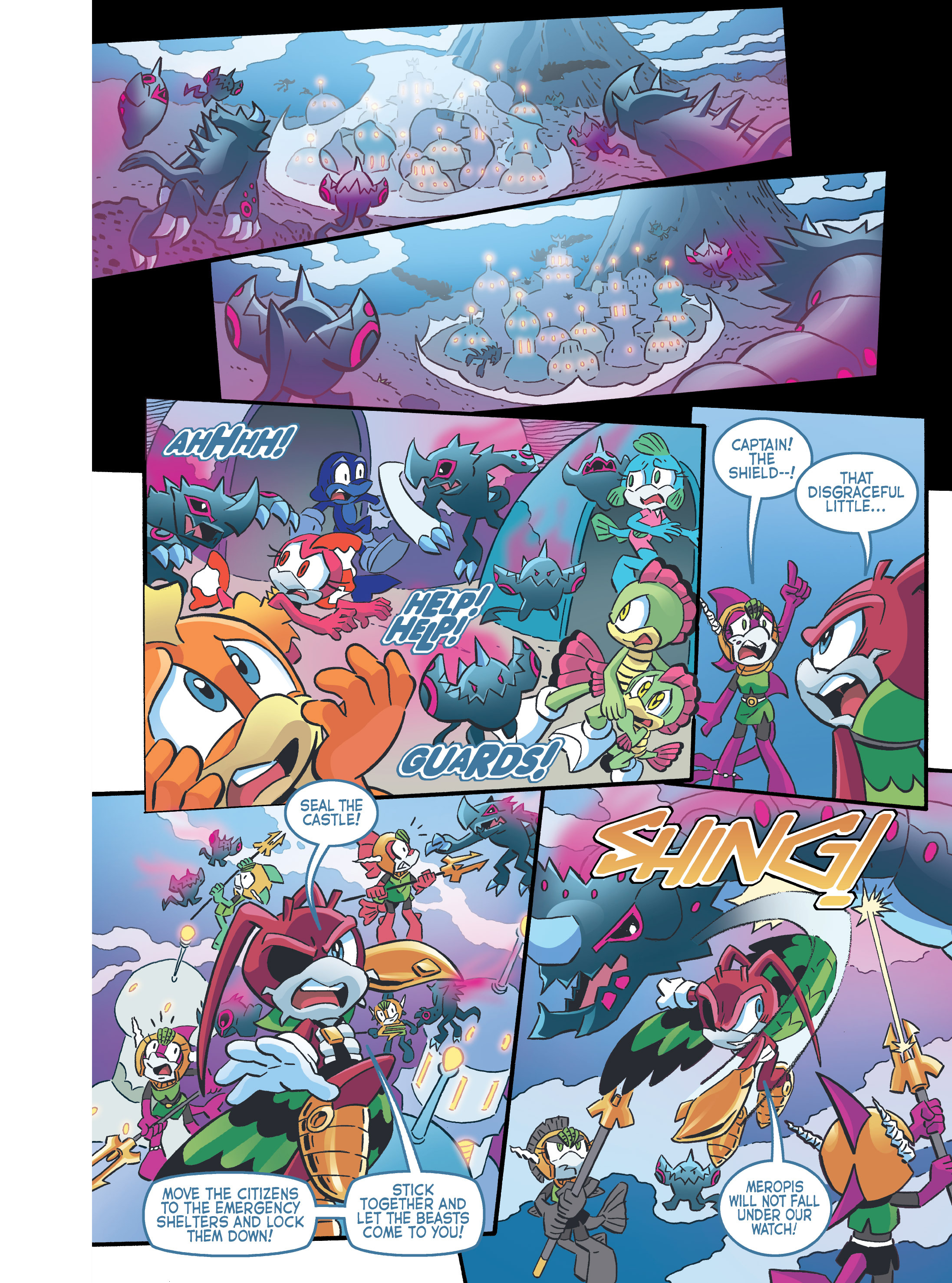 Read online Sonic Super Digest comic -  Issue #10 - 78